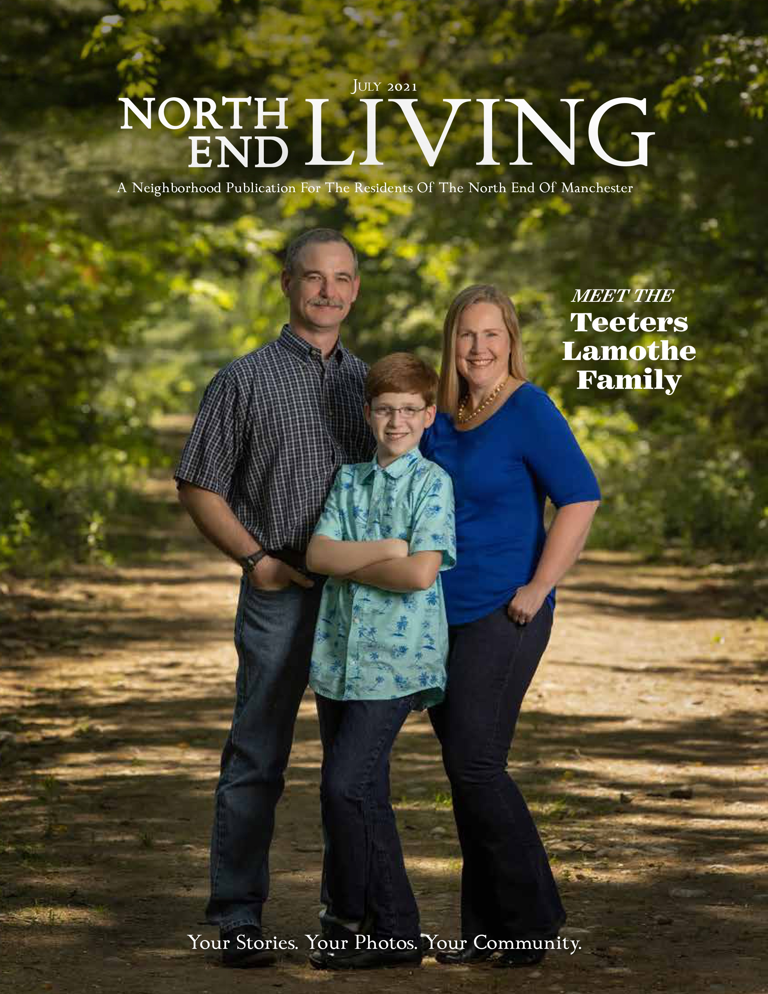 North End Living 2021-07-01