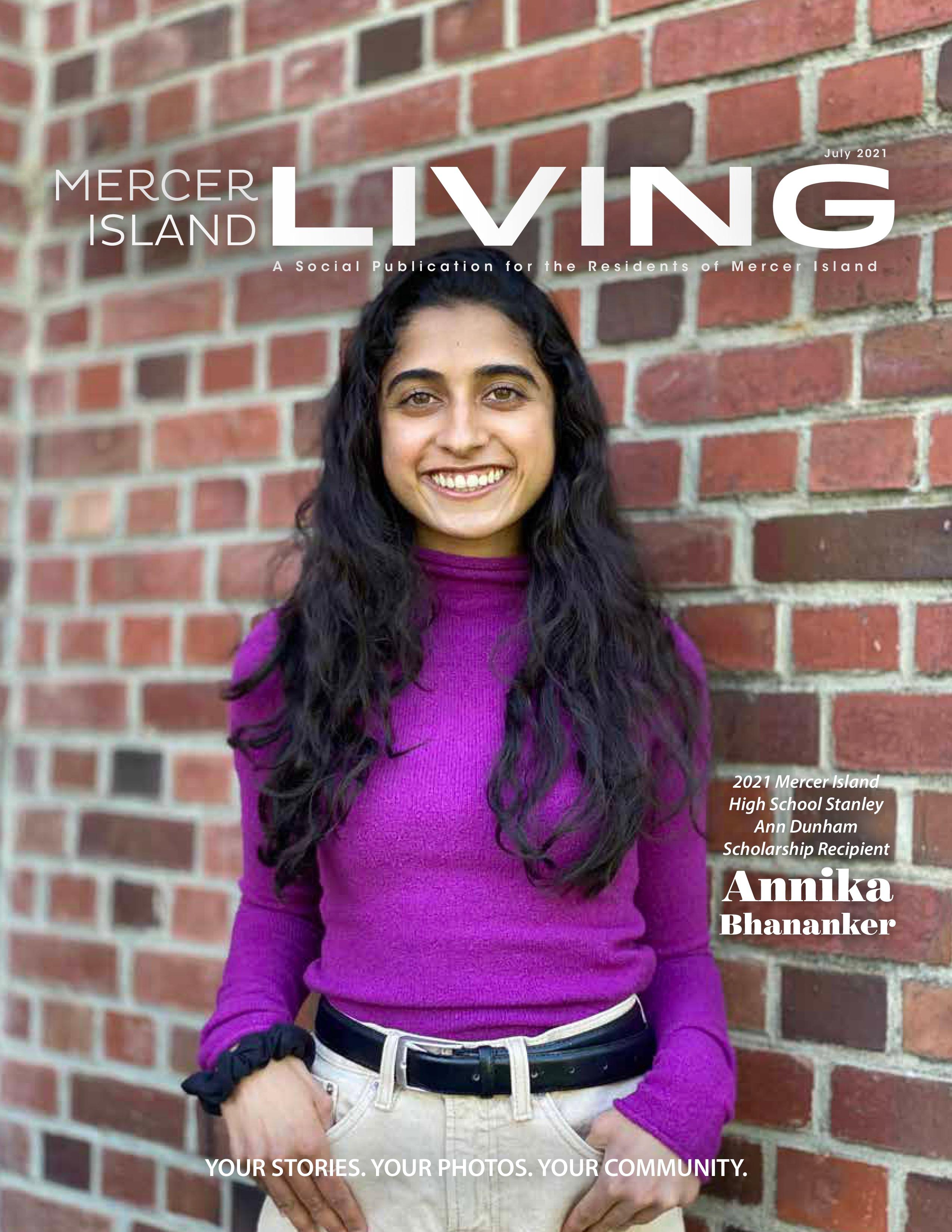 Mercer Island Living 2021-07-01