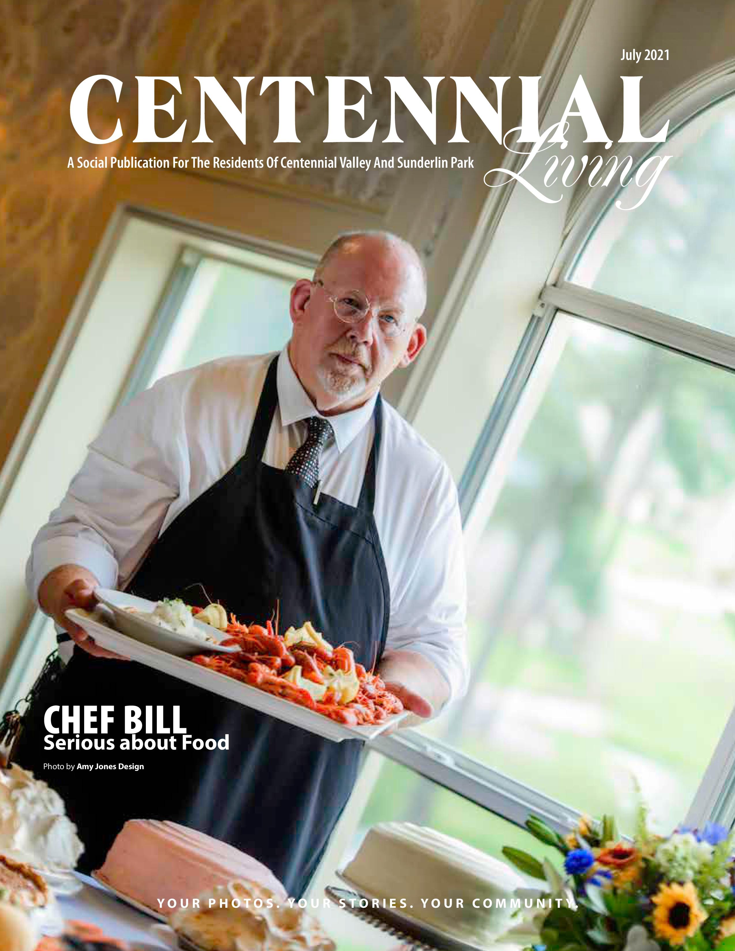 Centennial Living 2021-07-01