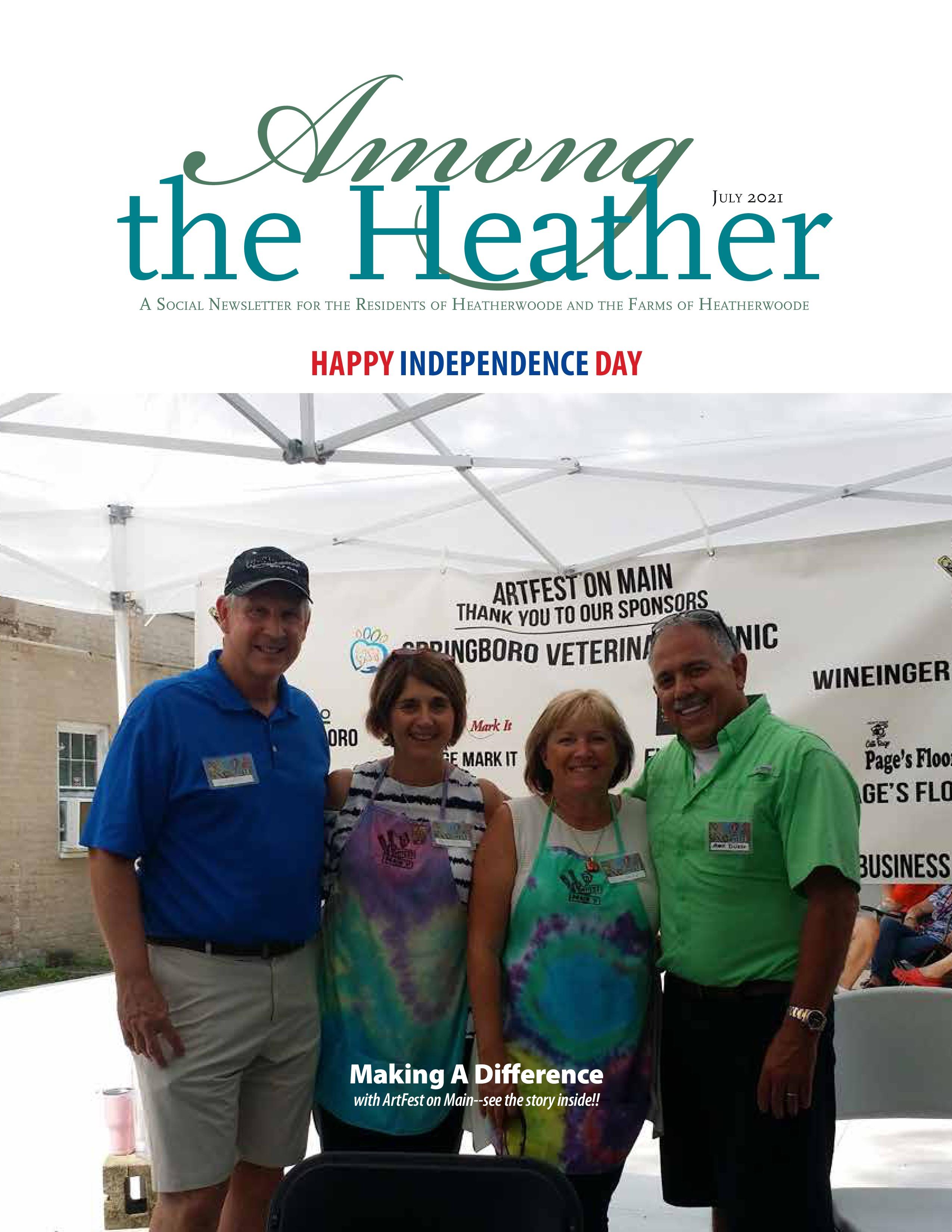 Among the Heather 2021-07-01