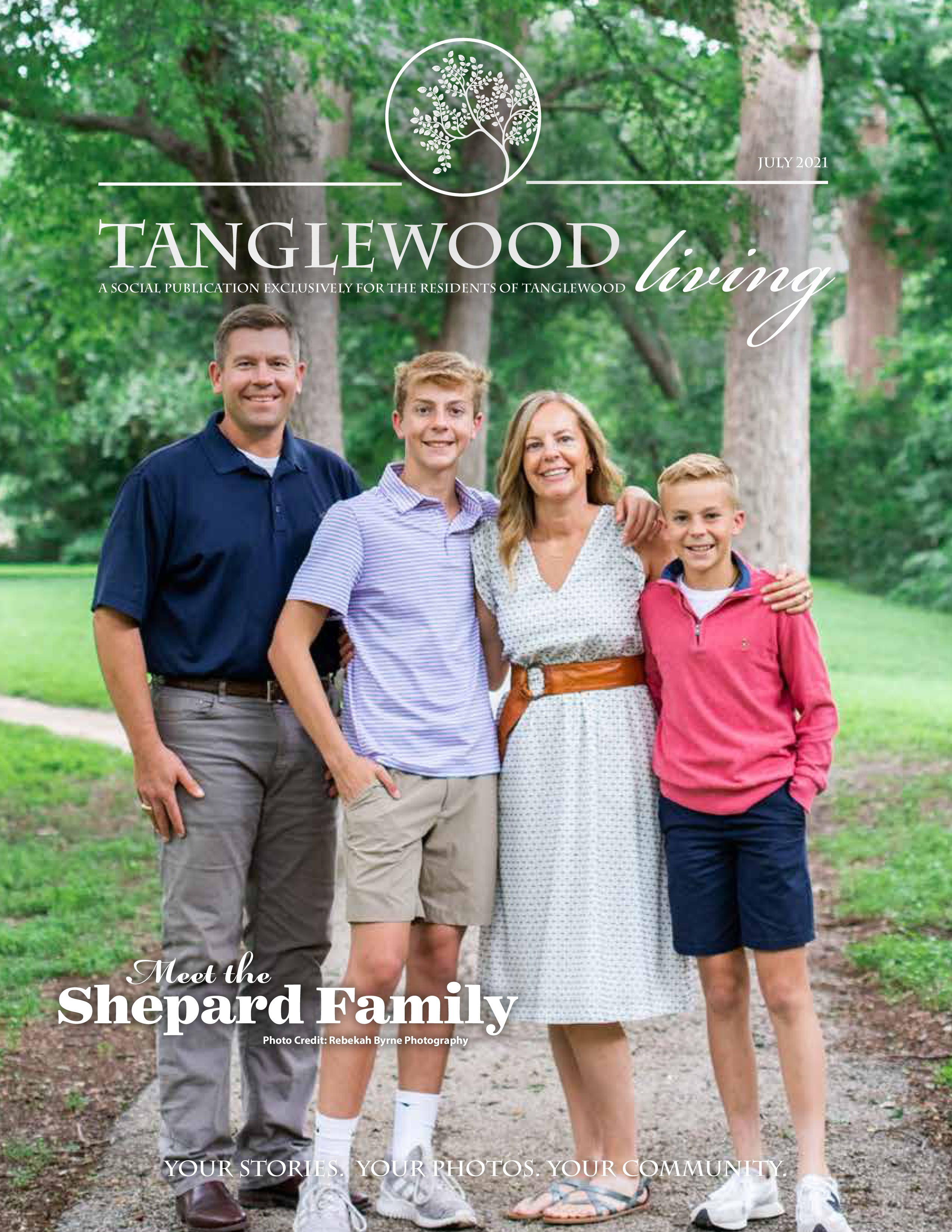 Tanglewood Living 2021-07-01