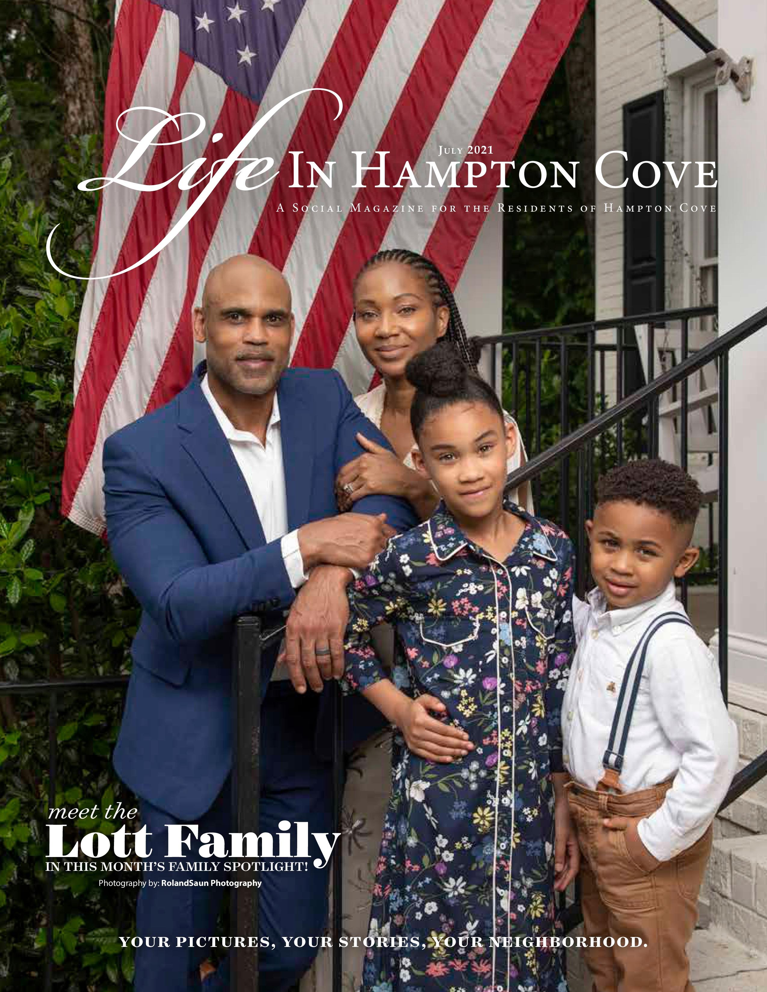 Life in Hampton Cove 2021-07-01
