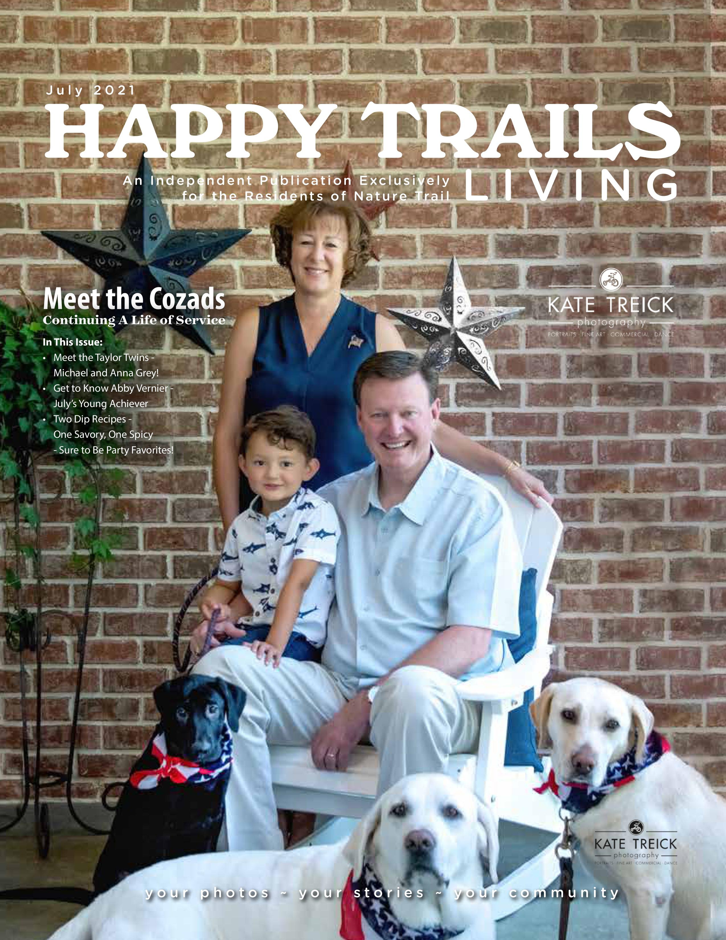 Happy Trails Living 2021-07-01