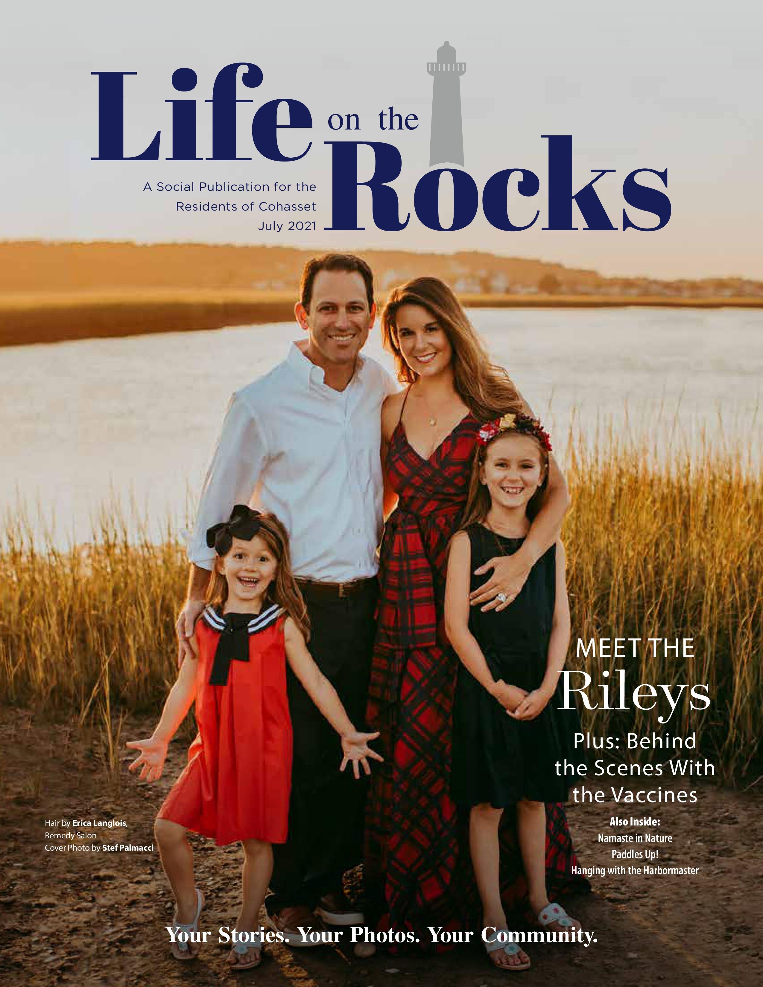 Life on the Rocks 2021-07-01