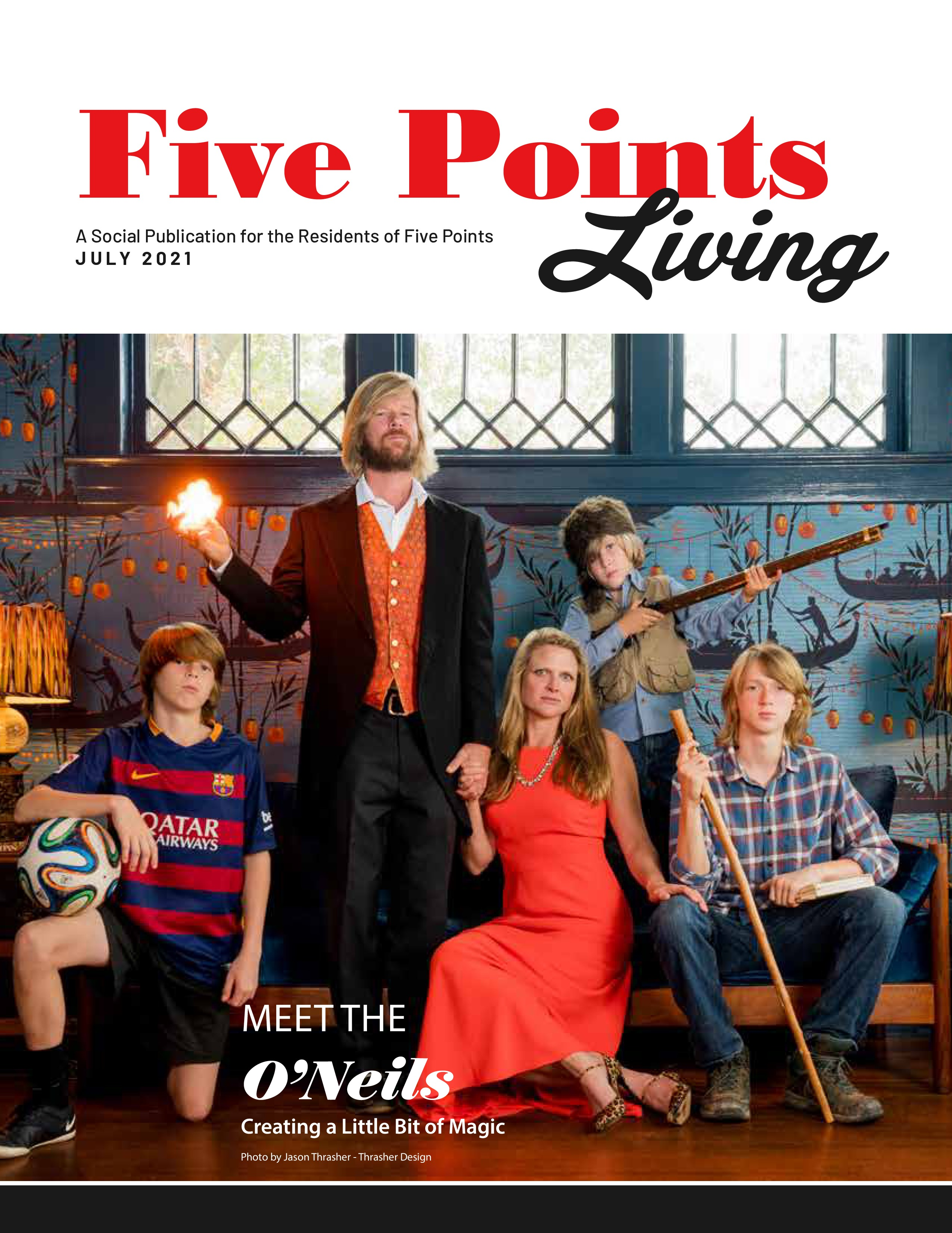 Five Points Living 2021-07-01