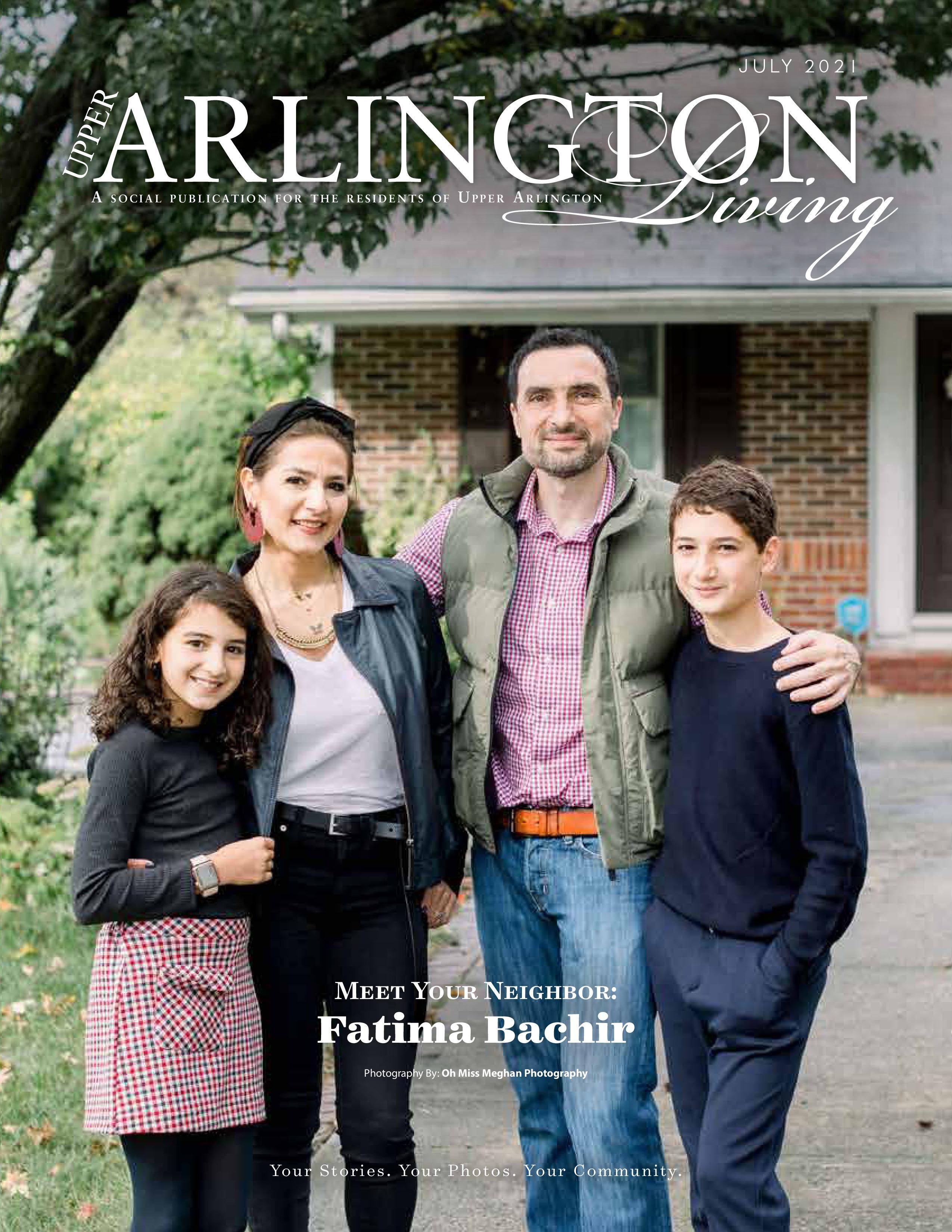 Upper Arlington Living 2021-07-01
