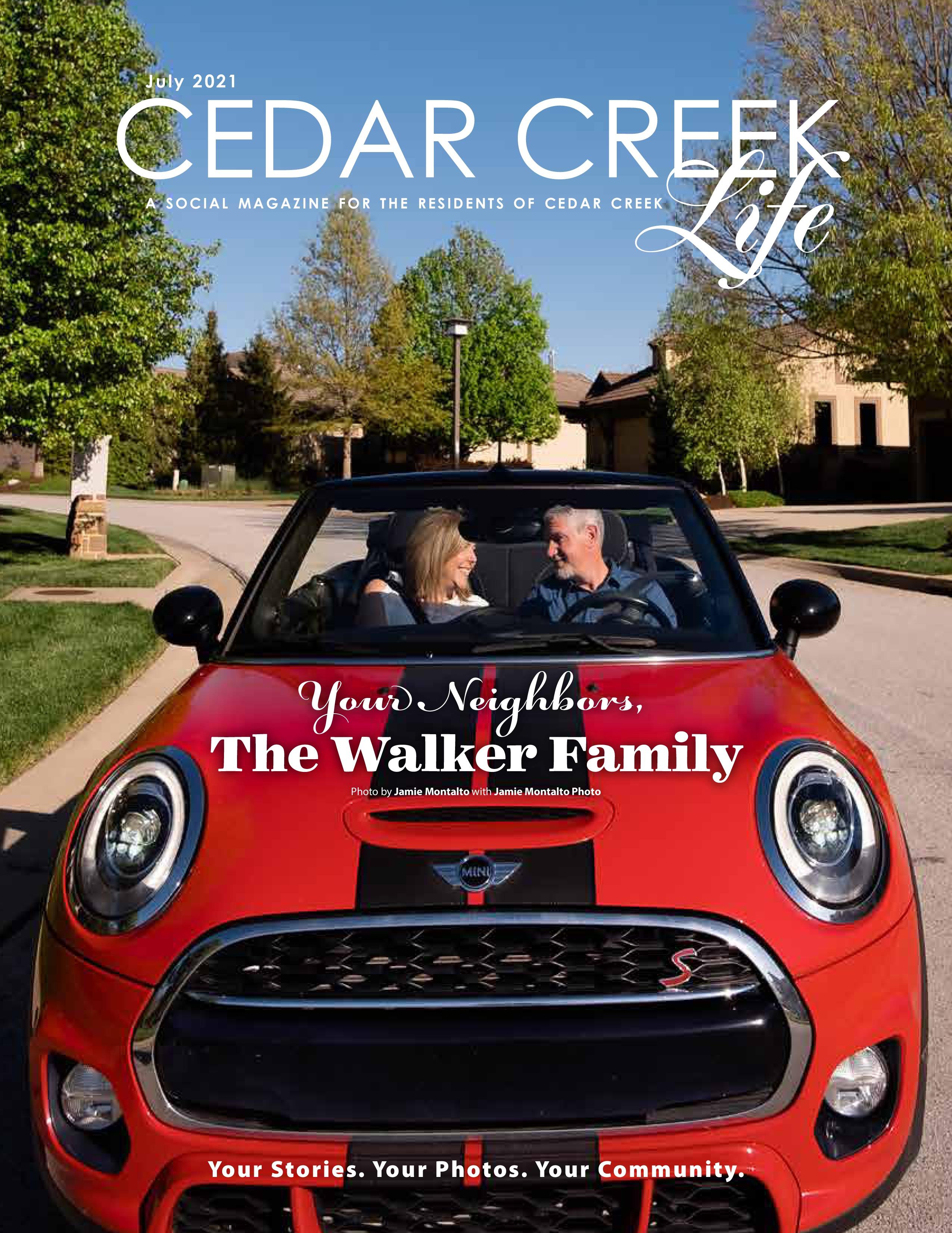 Cedar Creek Life 2021-07-01