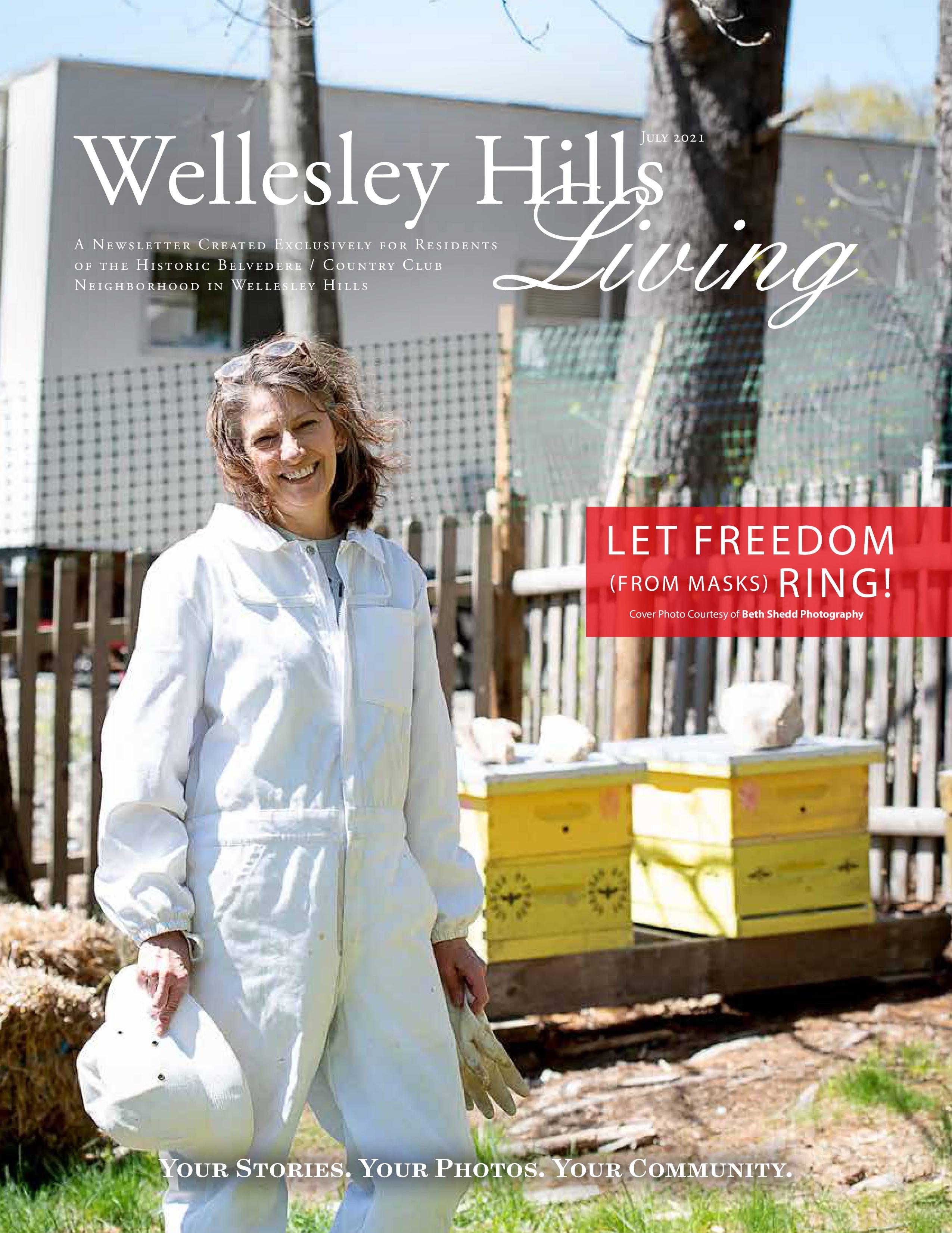 Wellesley Hills Living 2021-07-01