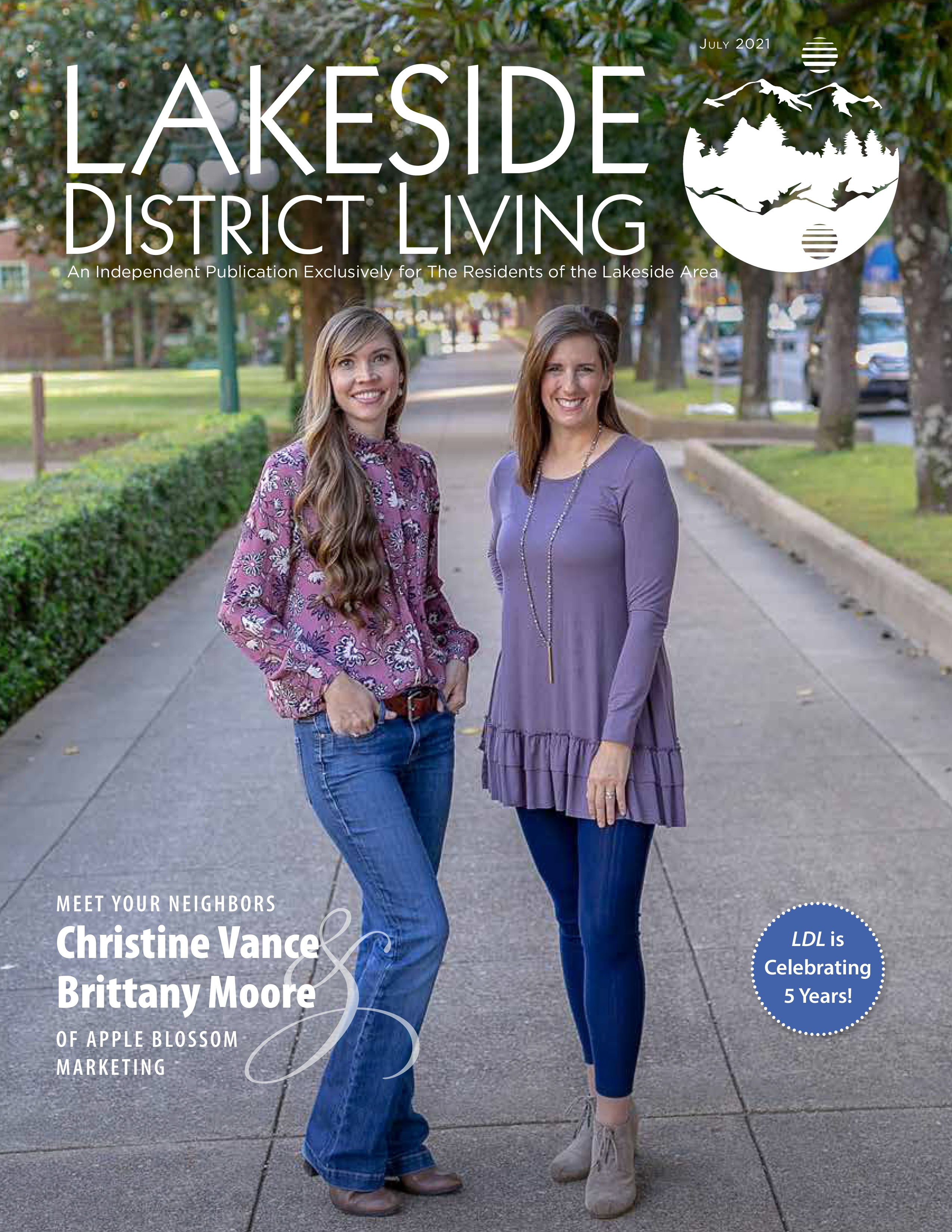 Lakeside District Living 2021-07-01