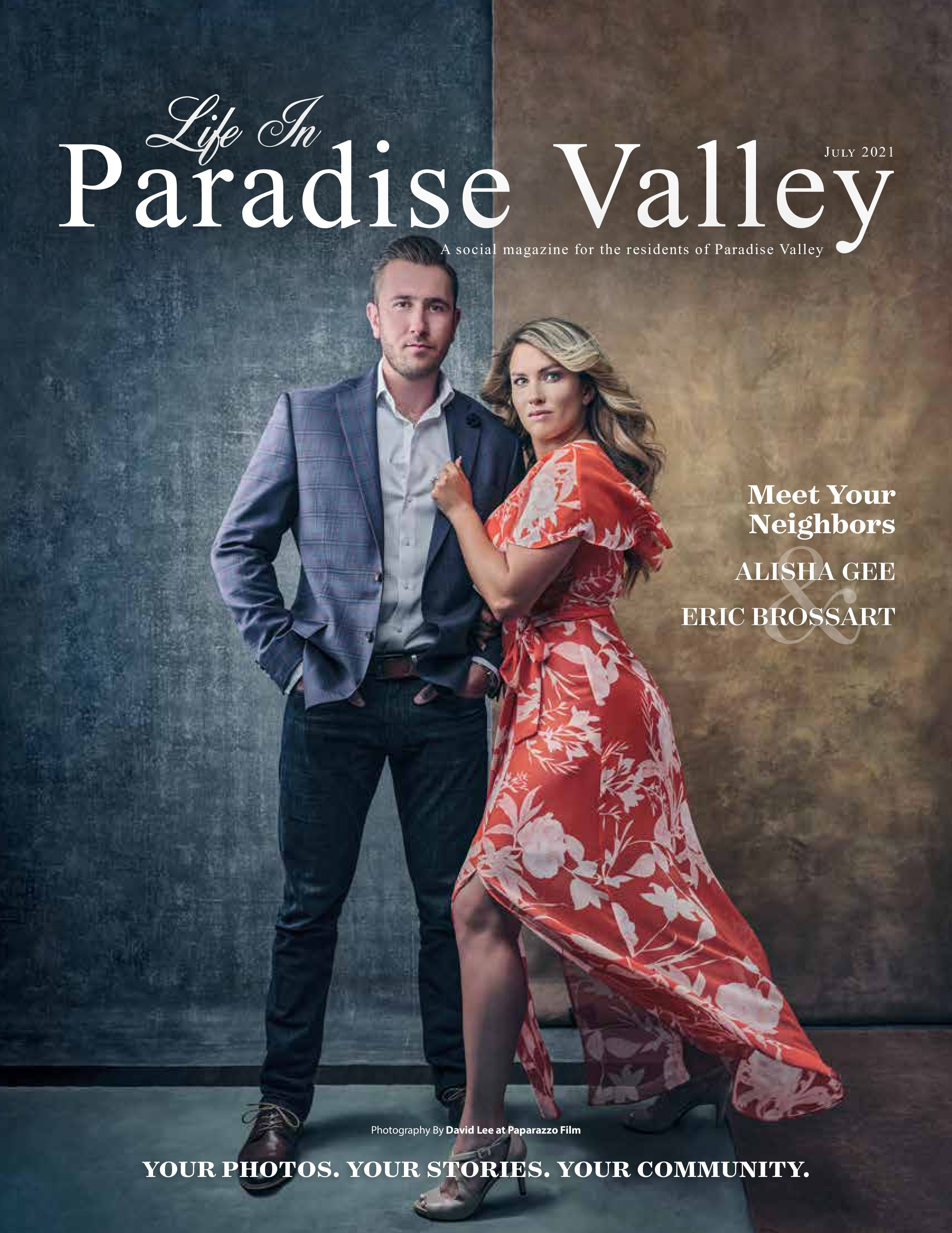 Life in Paradise Valley 2021-07-01
