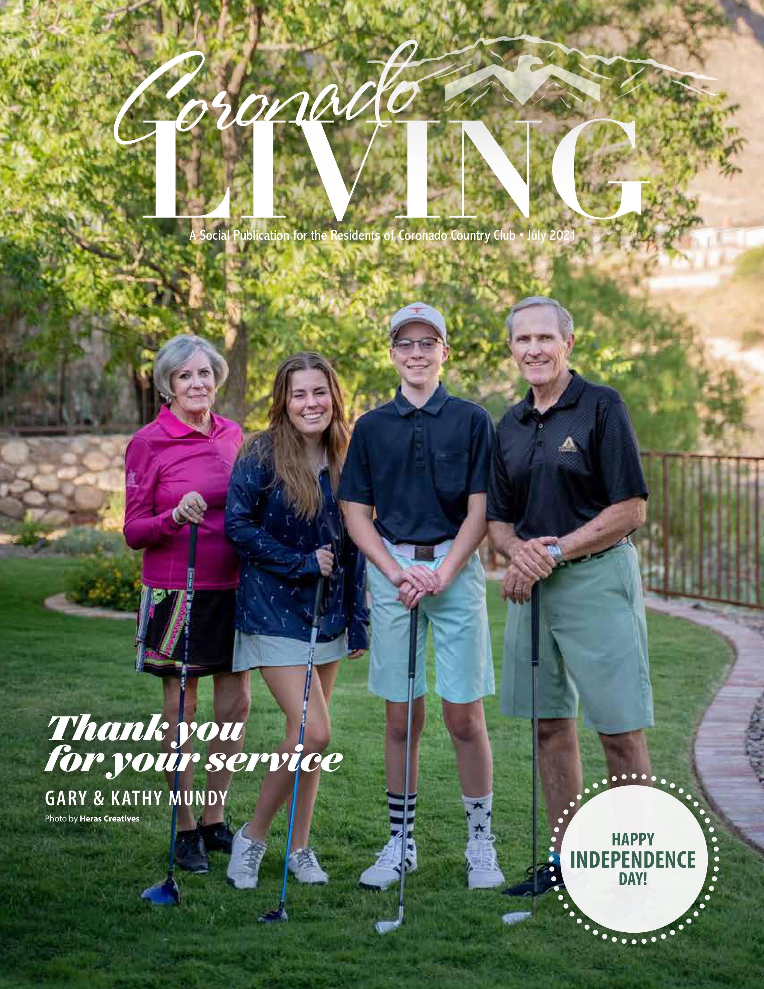 Coronado Living 2021-07-01