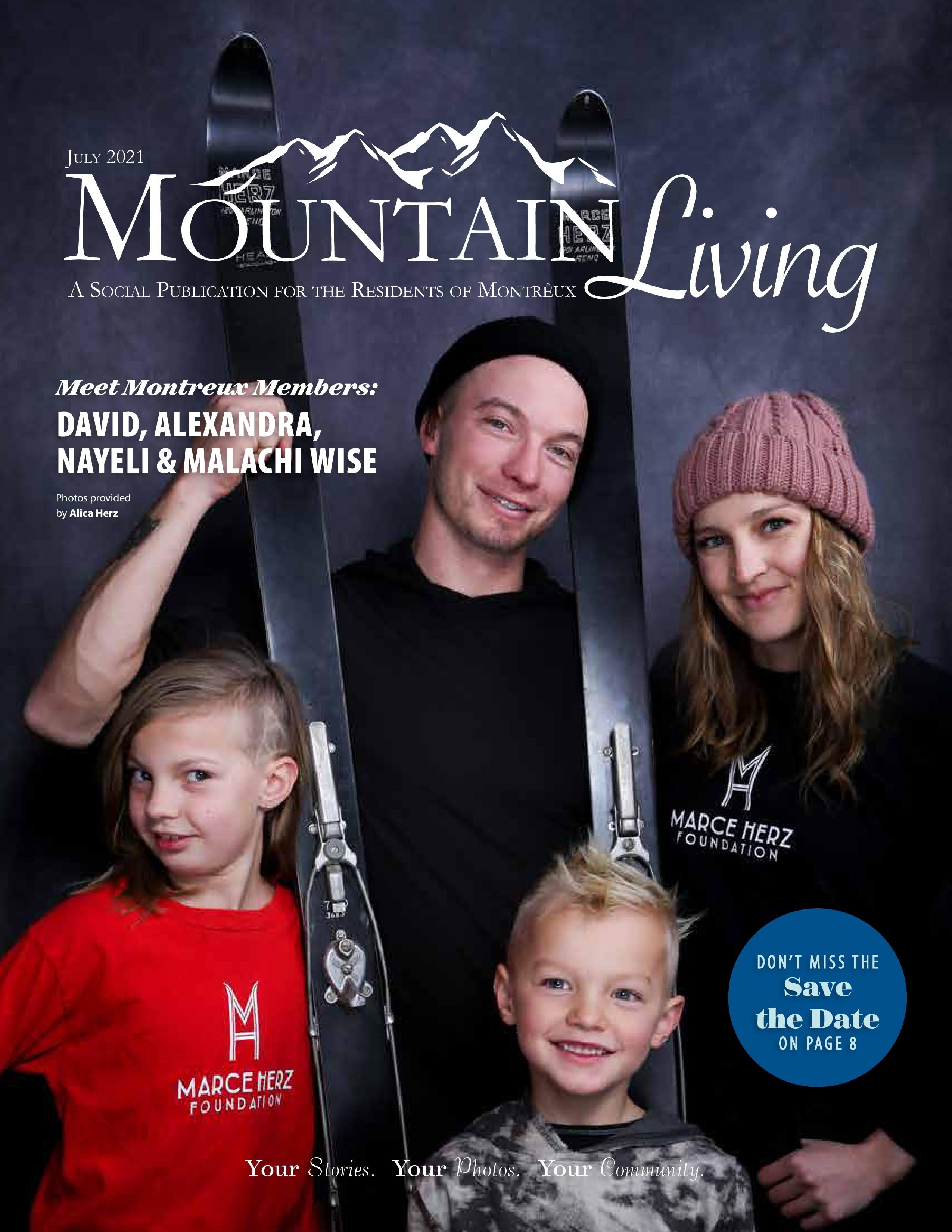 Mountain Living 2021-07-01