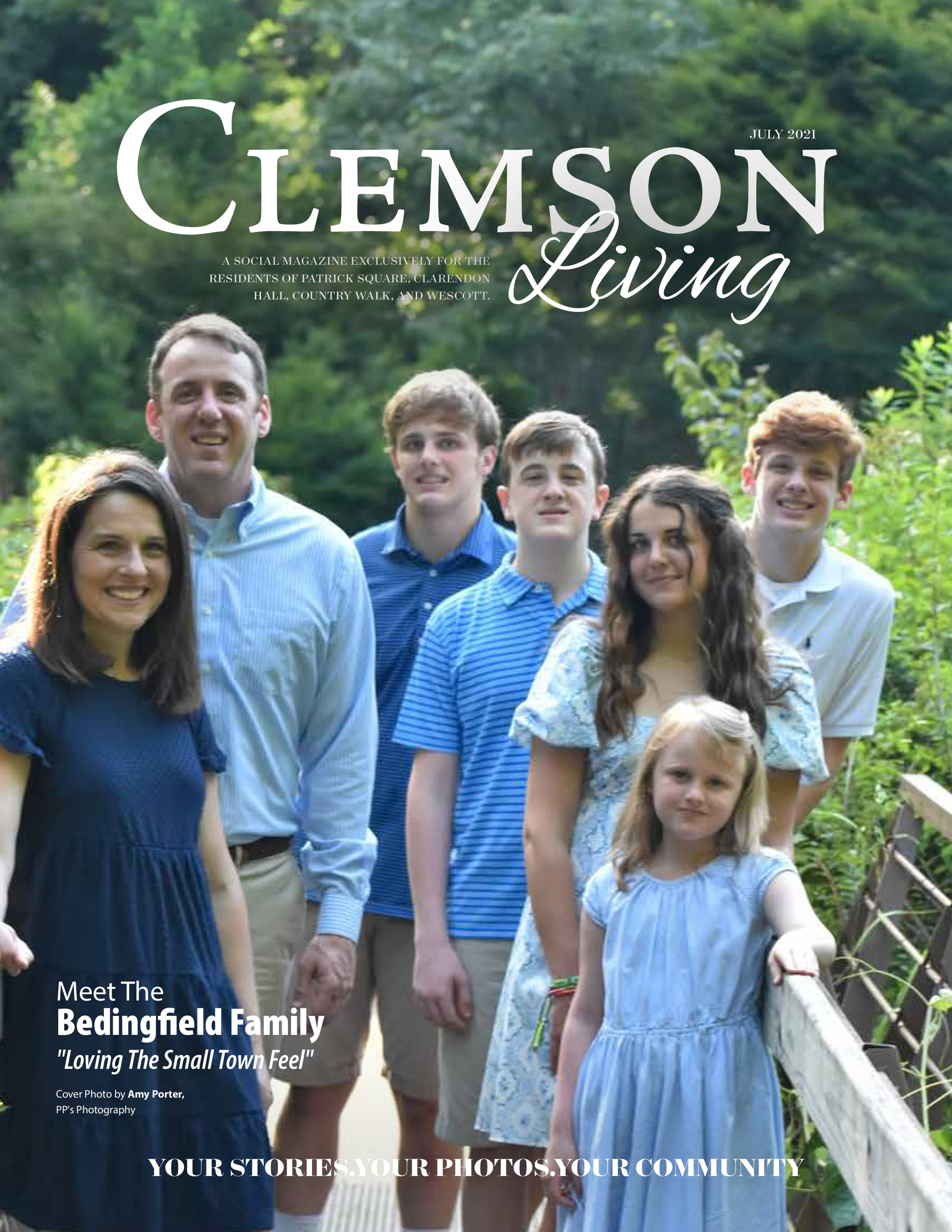 Clemson Living 2021-07-01
