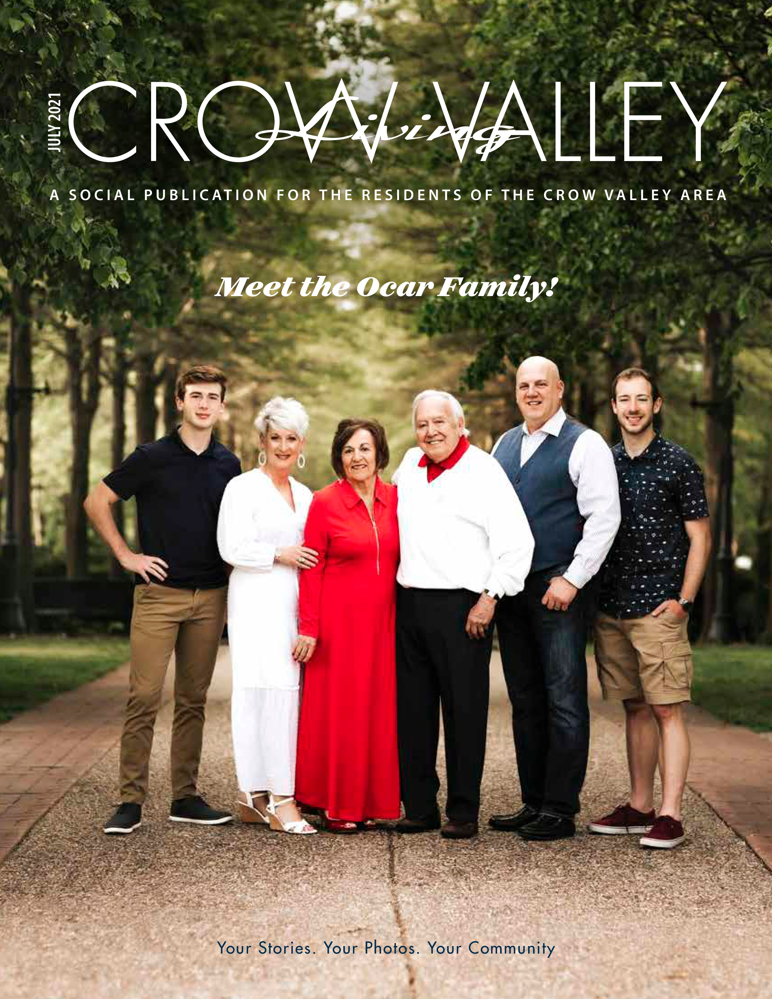 Crow Valley Living 2021-07-01