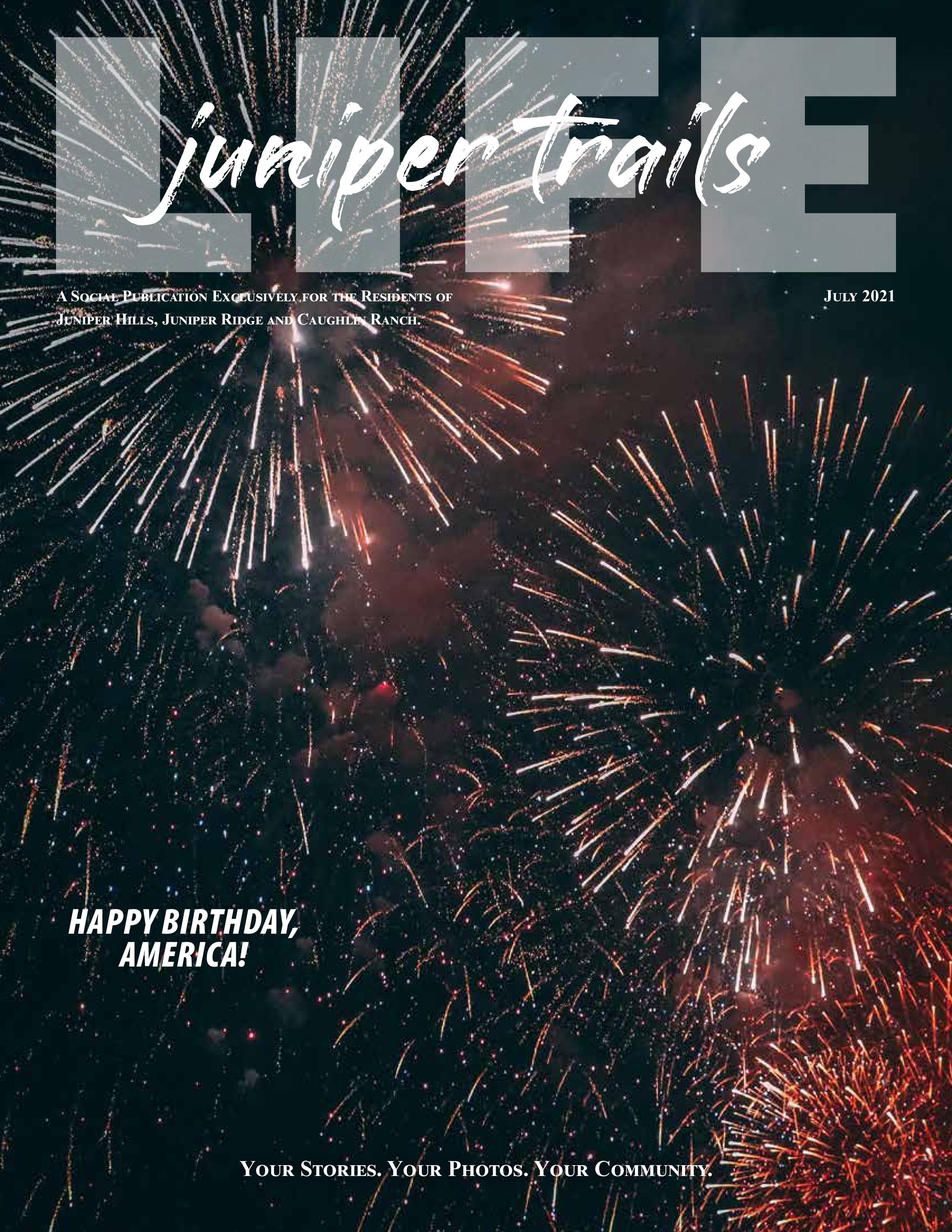 Juniper Trails 2021-07-01