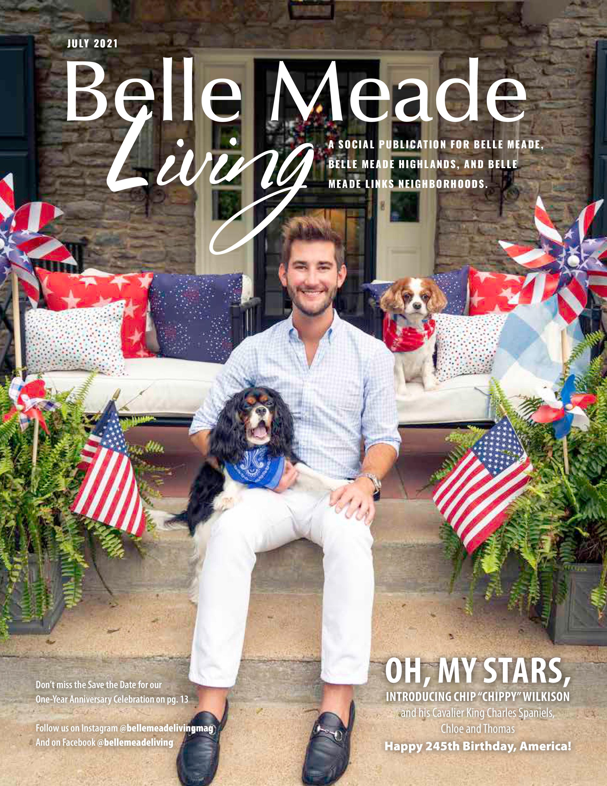 Belle Meade Living 2021-07-01