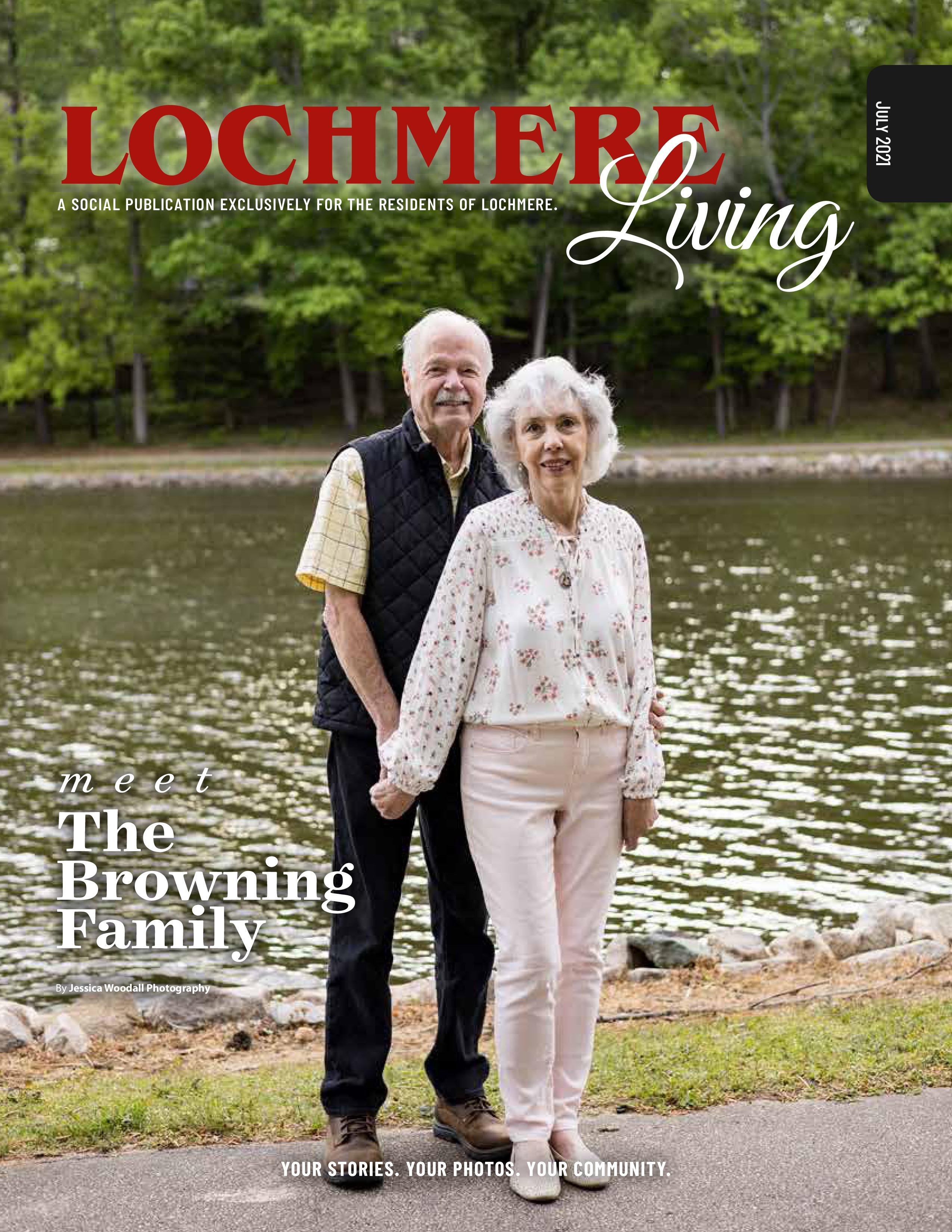Lochmere Living 2021-07-01