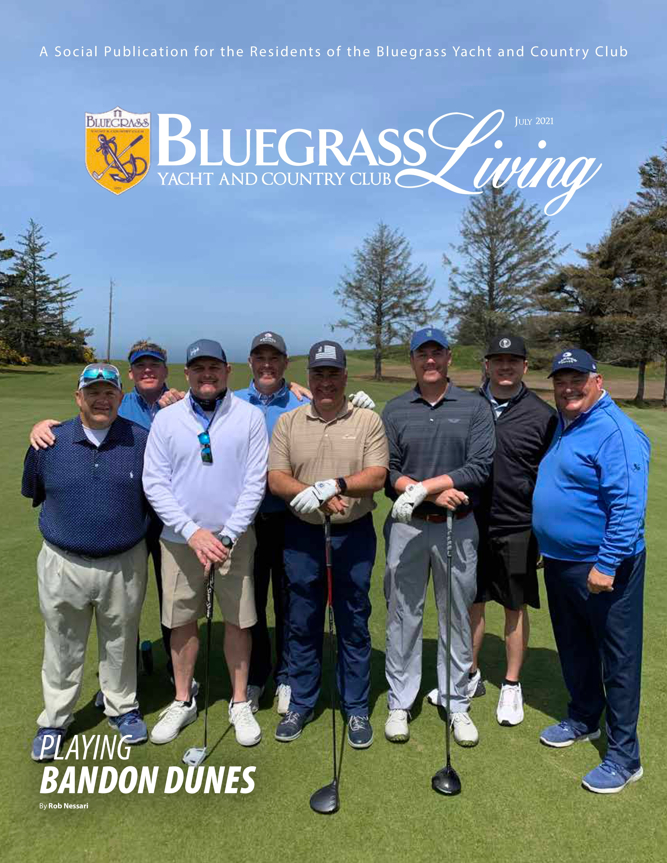 Bluegrass Yacht and Country Club Living 2021-07-01