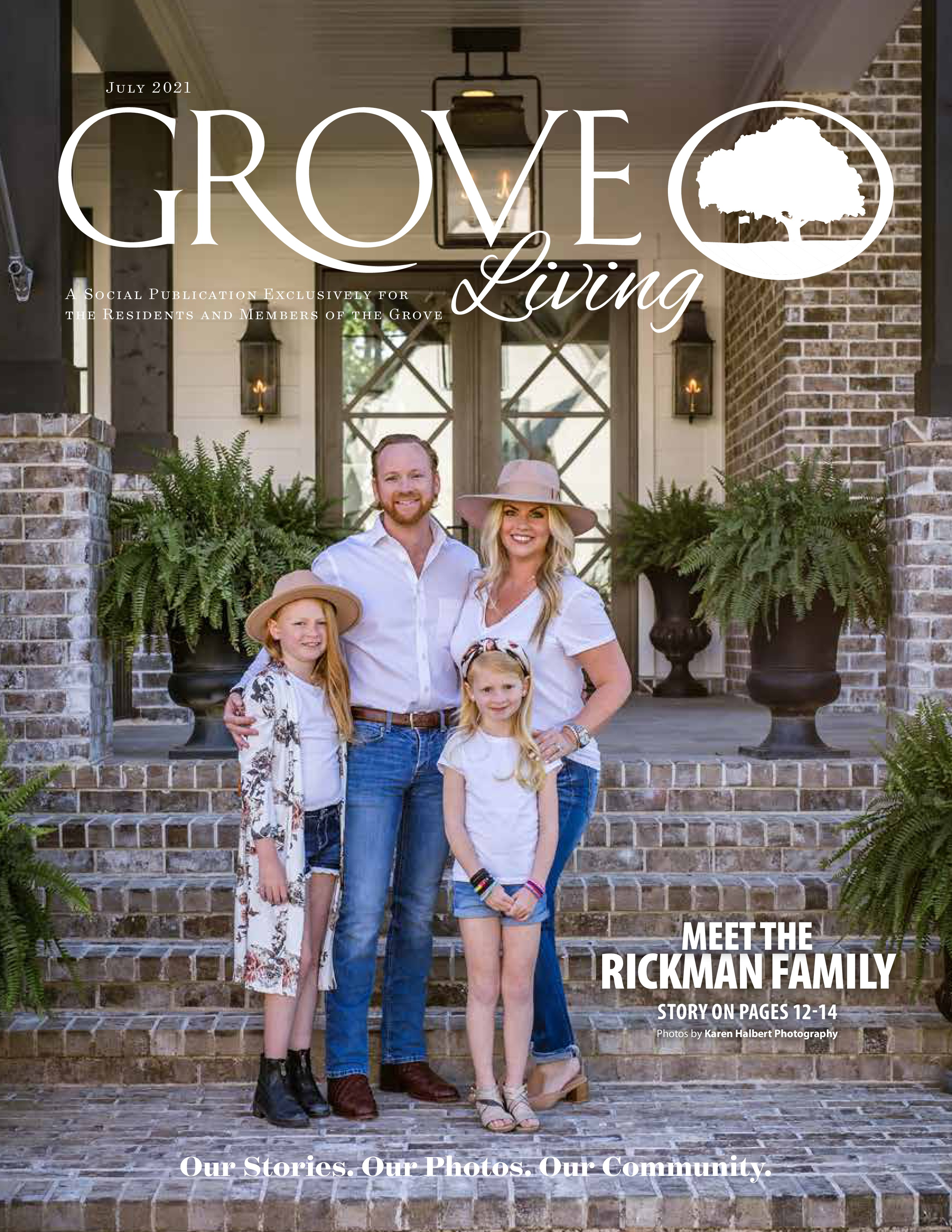 Life at the Grove 2021-07-01