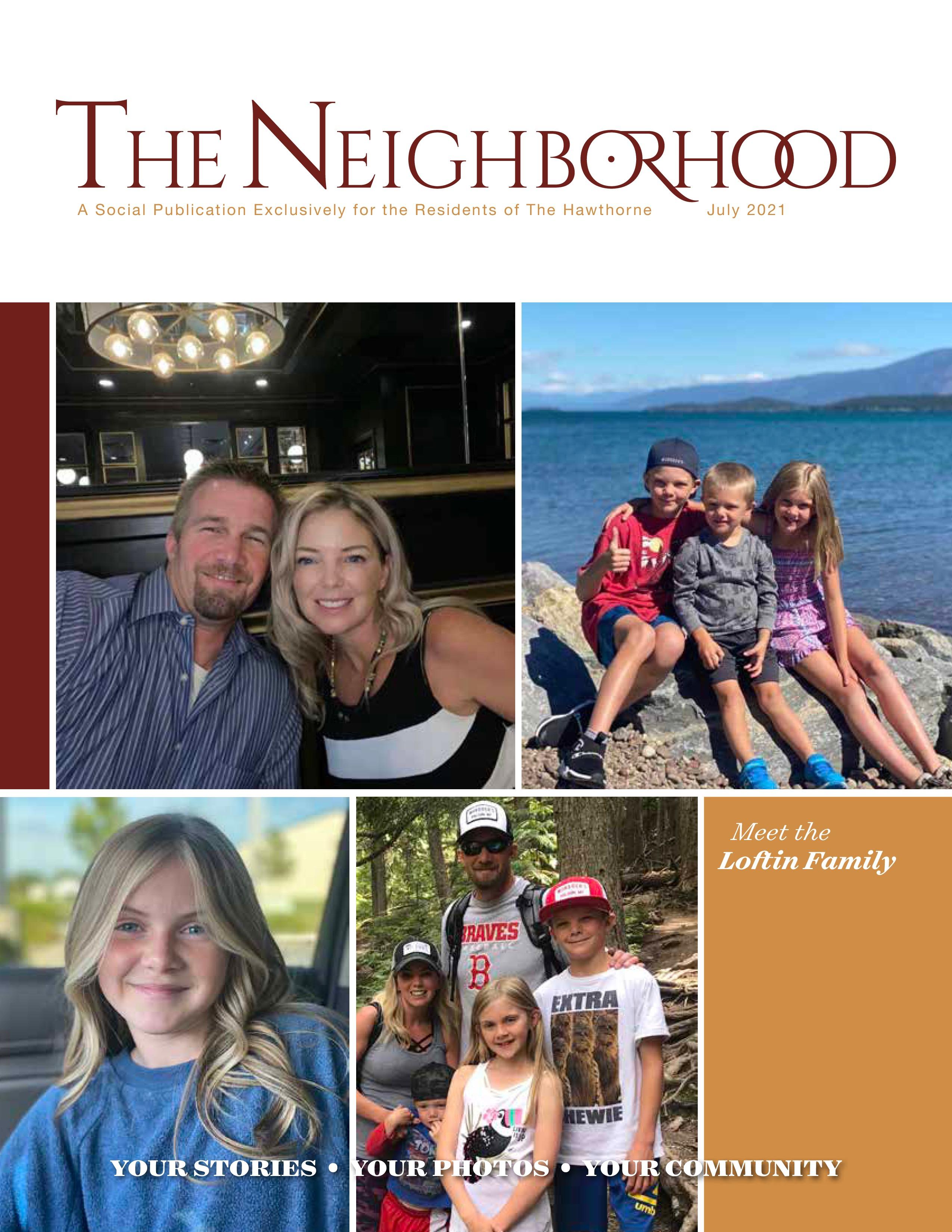 The Neighborhood 2021-07-01