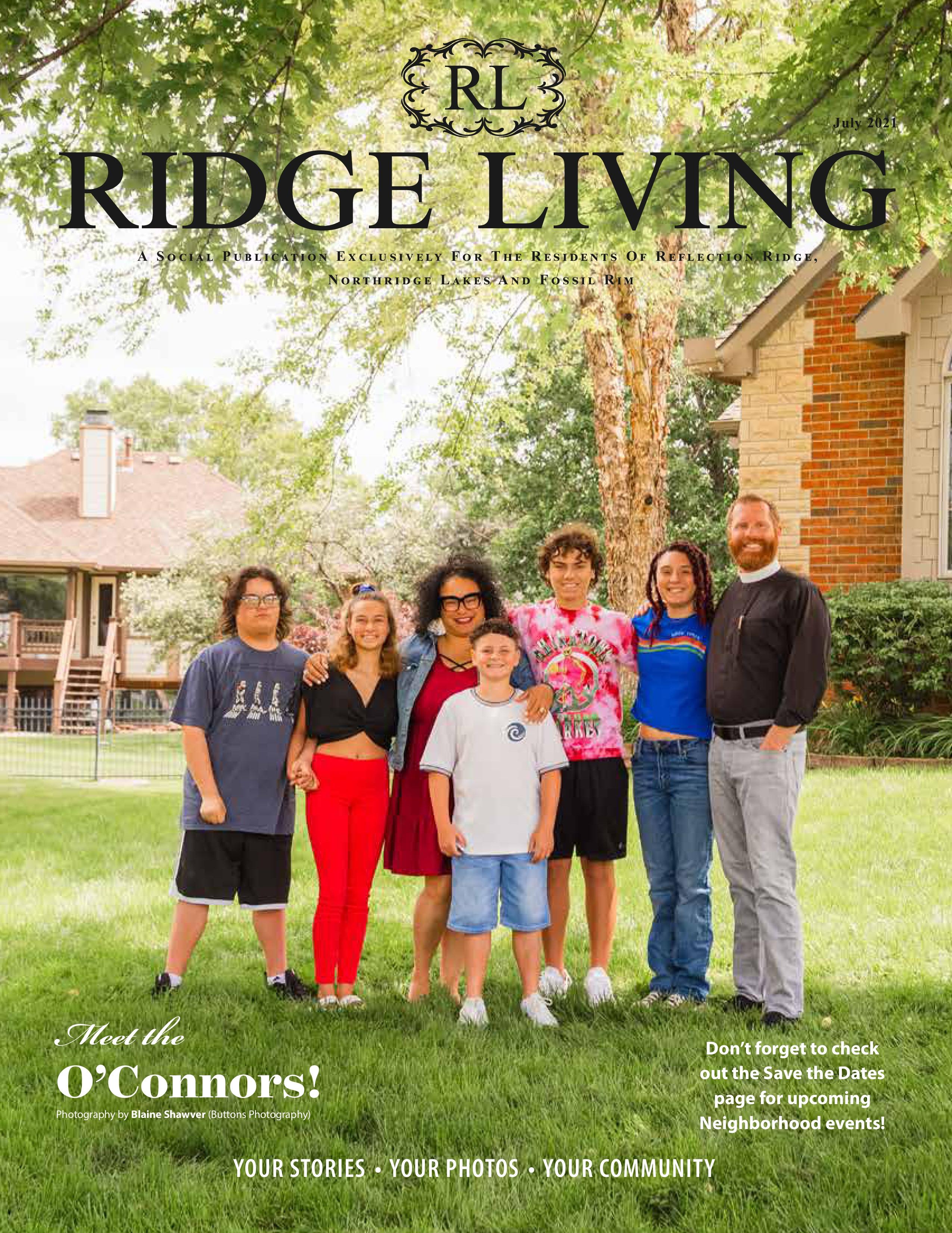 Ridge Living 2021-07-01