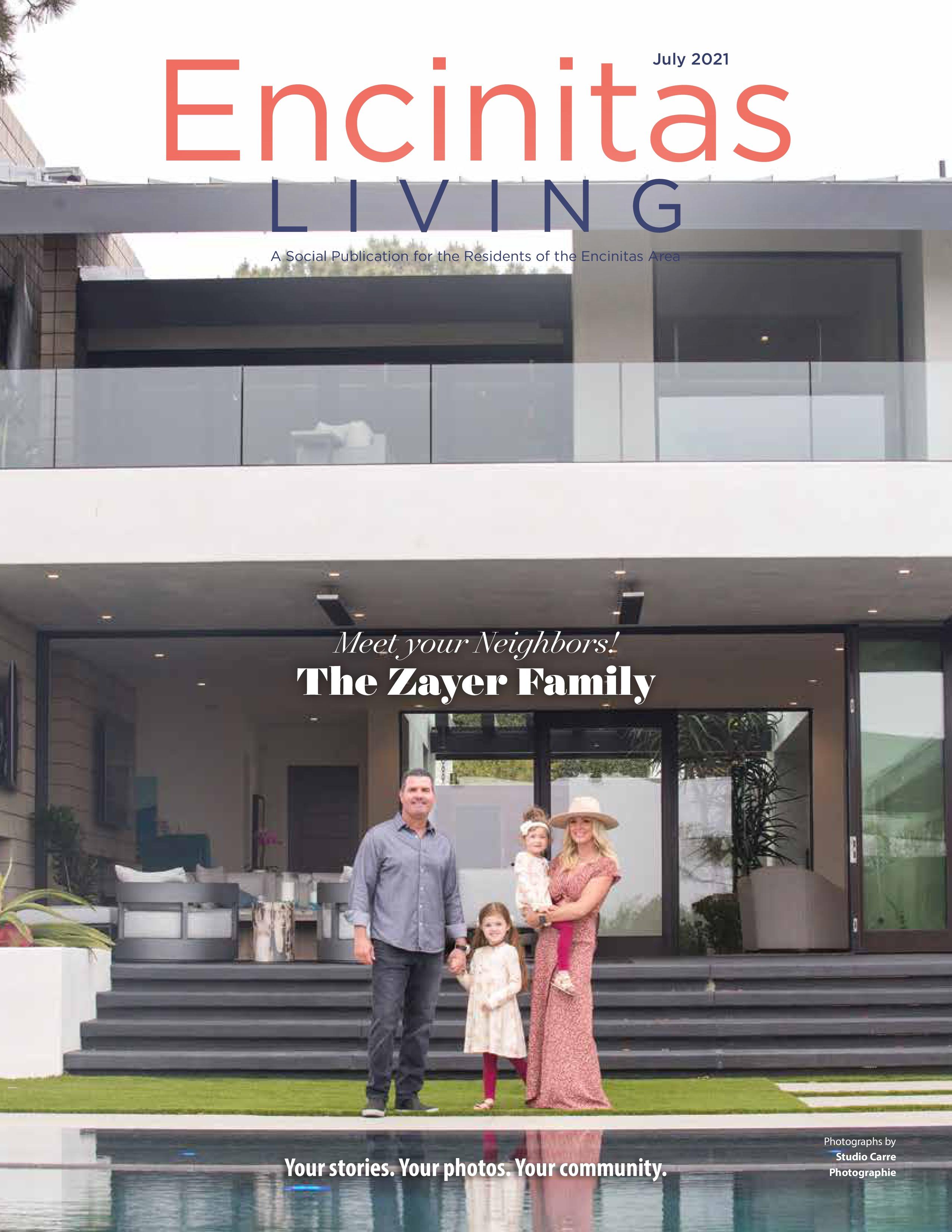 Encinitas Living 2021-07-01