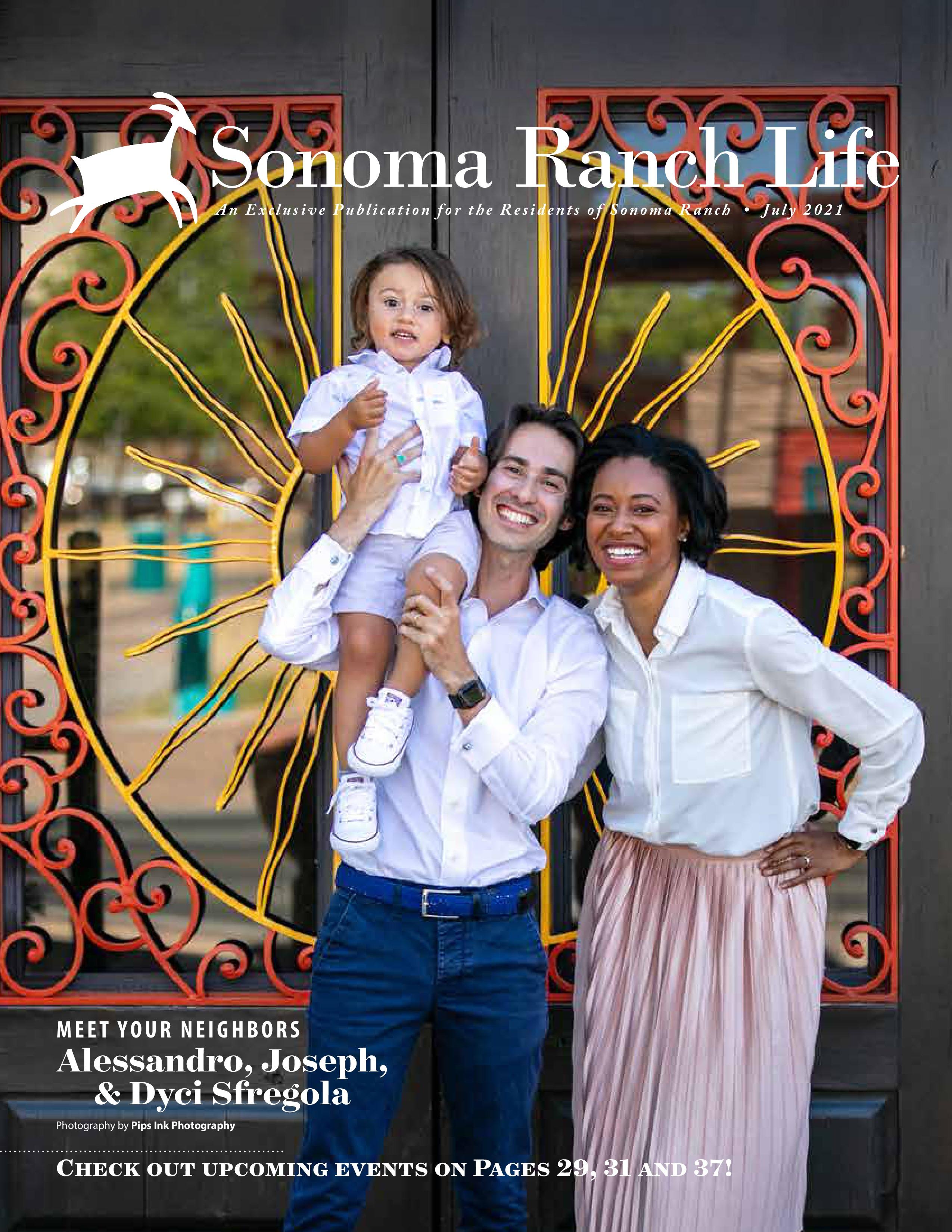 Sonoma Ranch Life 2021-07-01