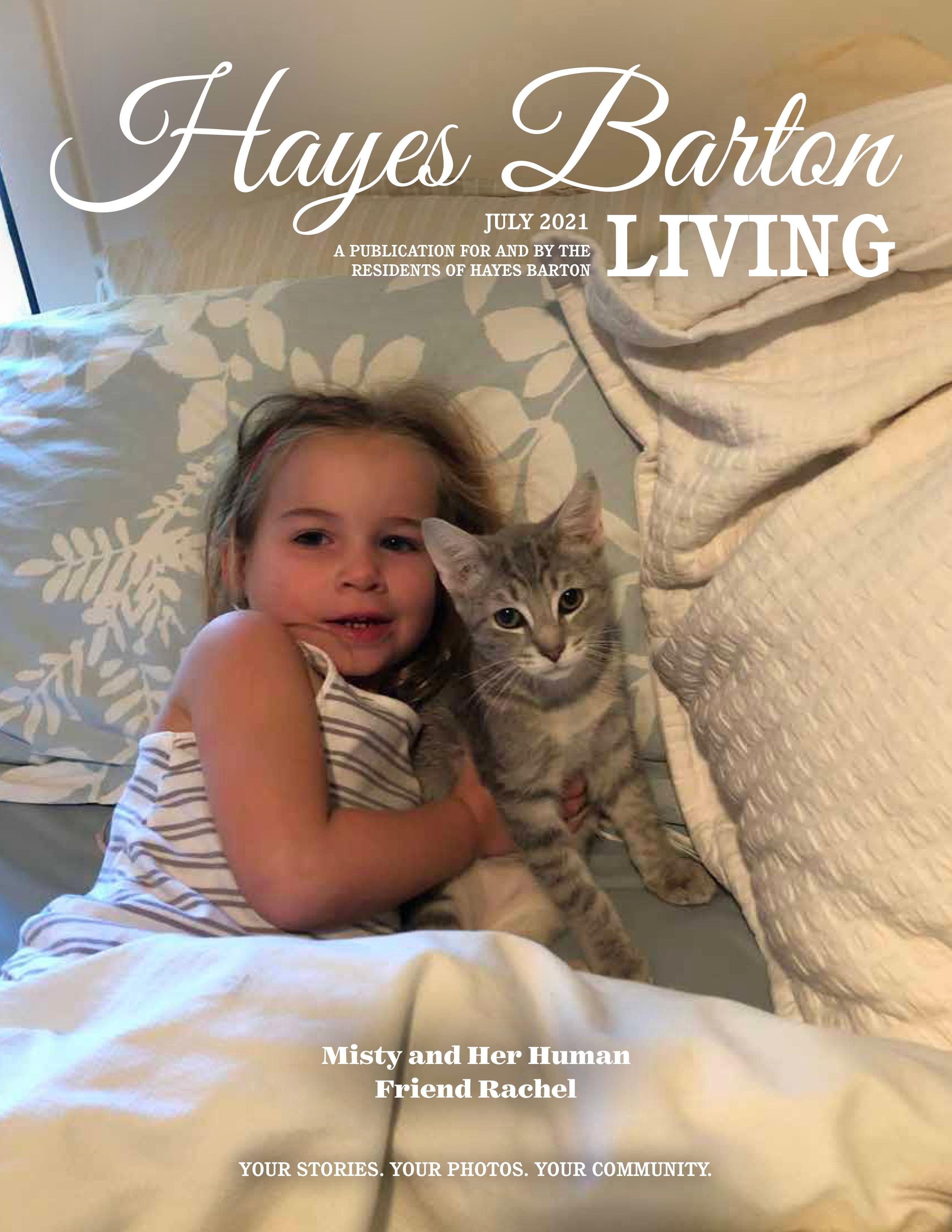 Hayes Barton Living 2021-07-01