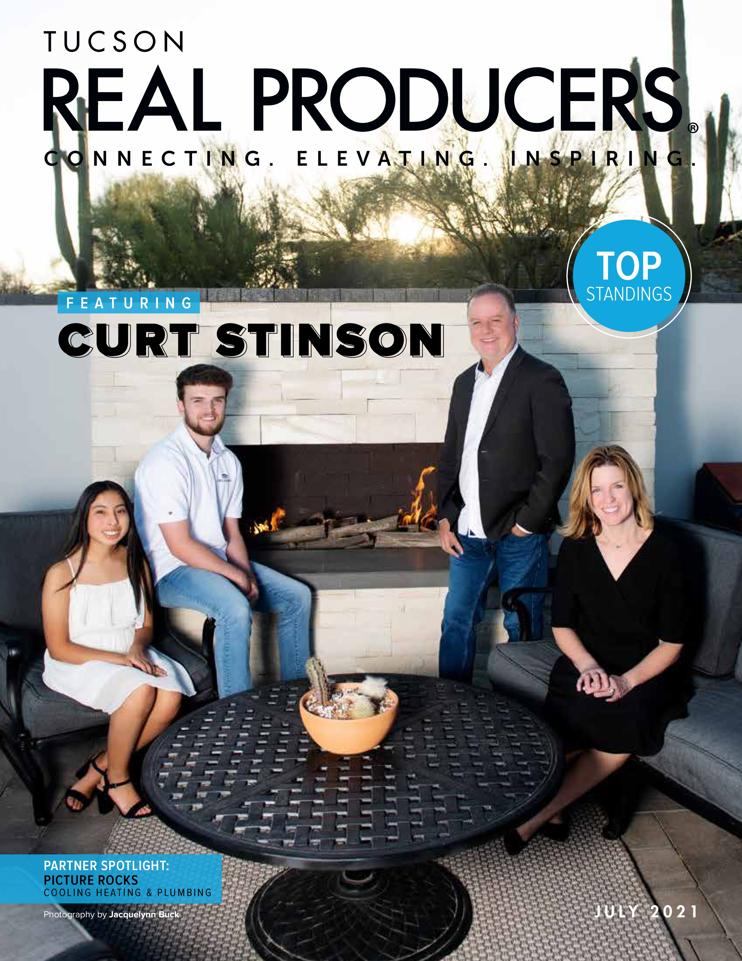 Tucson Real Producers 2021-07-01