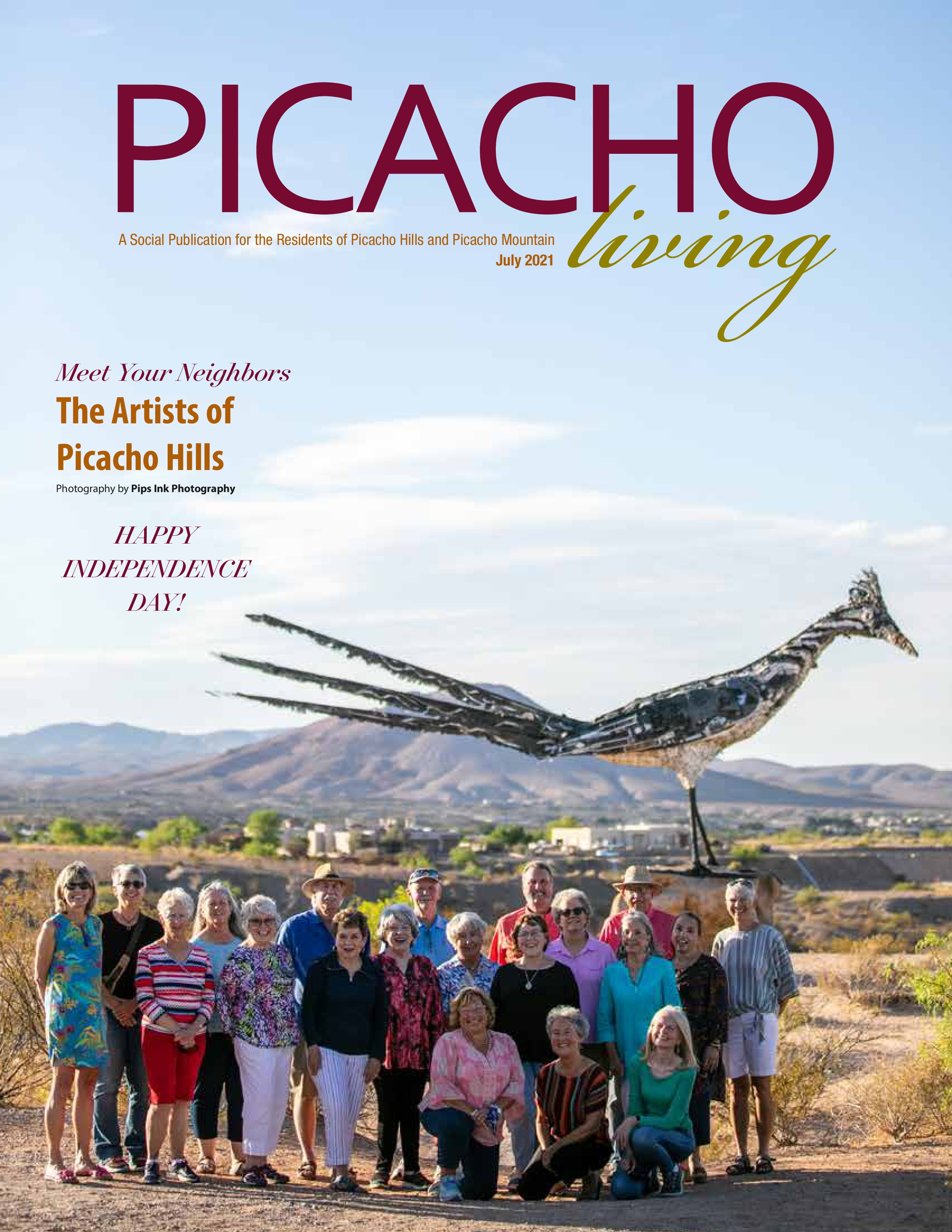 Picacho Living 2021-07-01