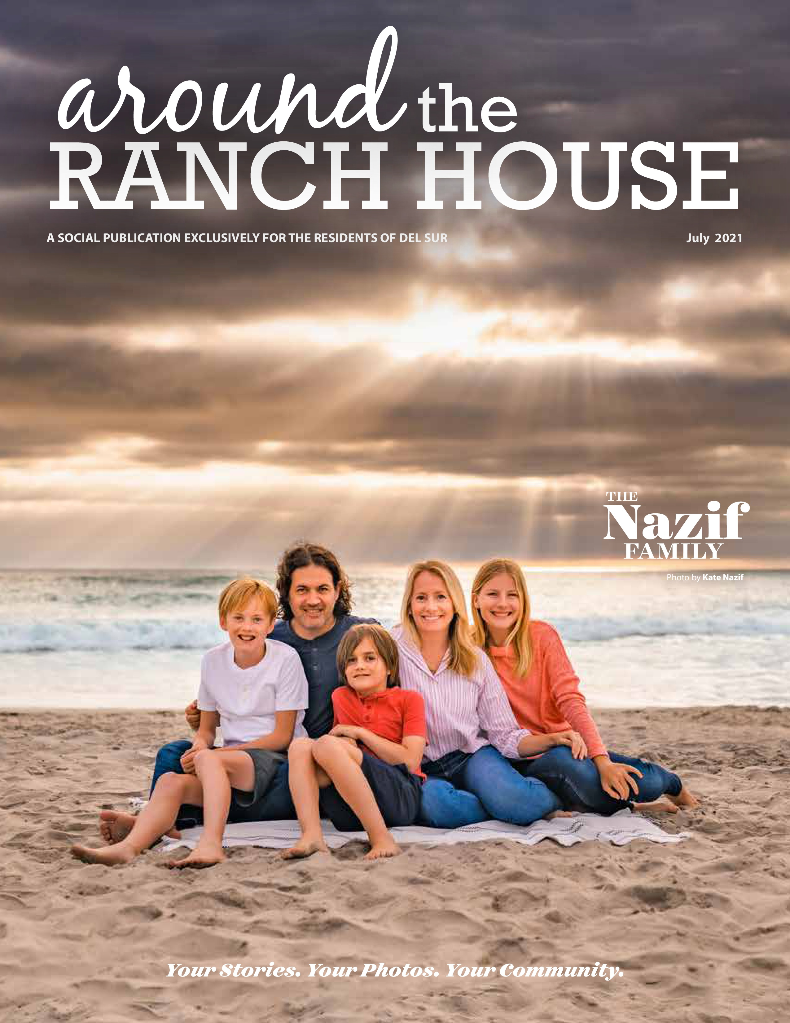Around the Ranch House 2021-07-01