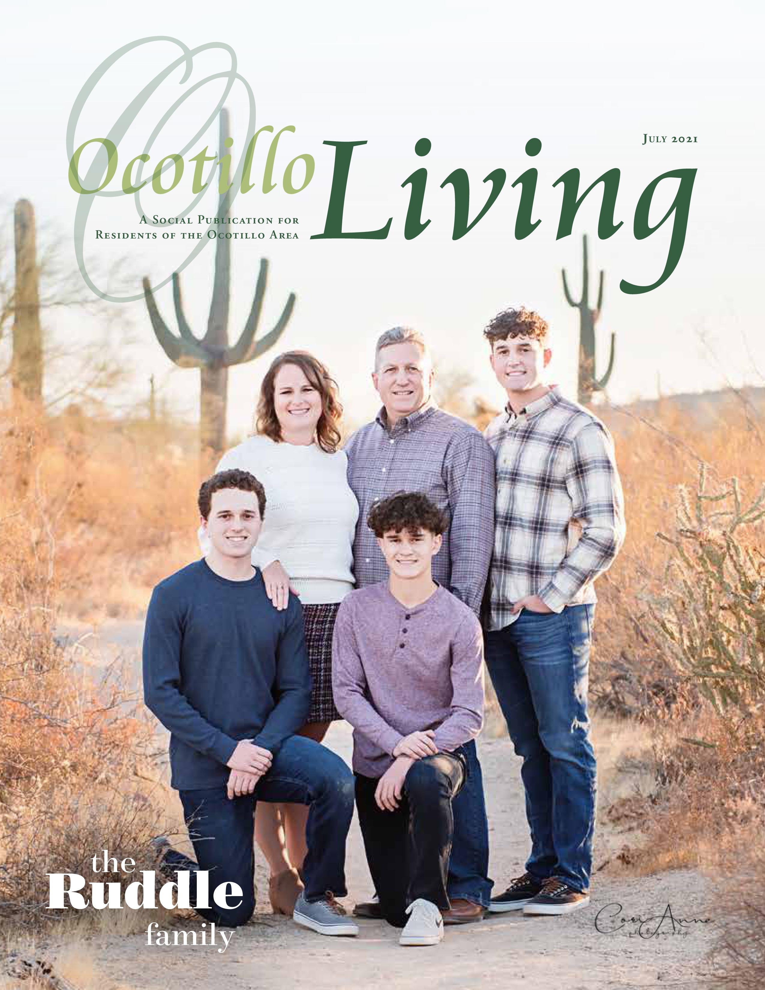 Ocotillo Living 2021-07-01