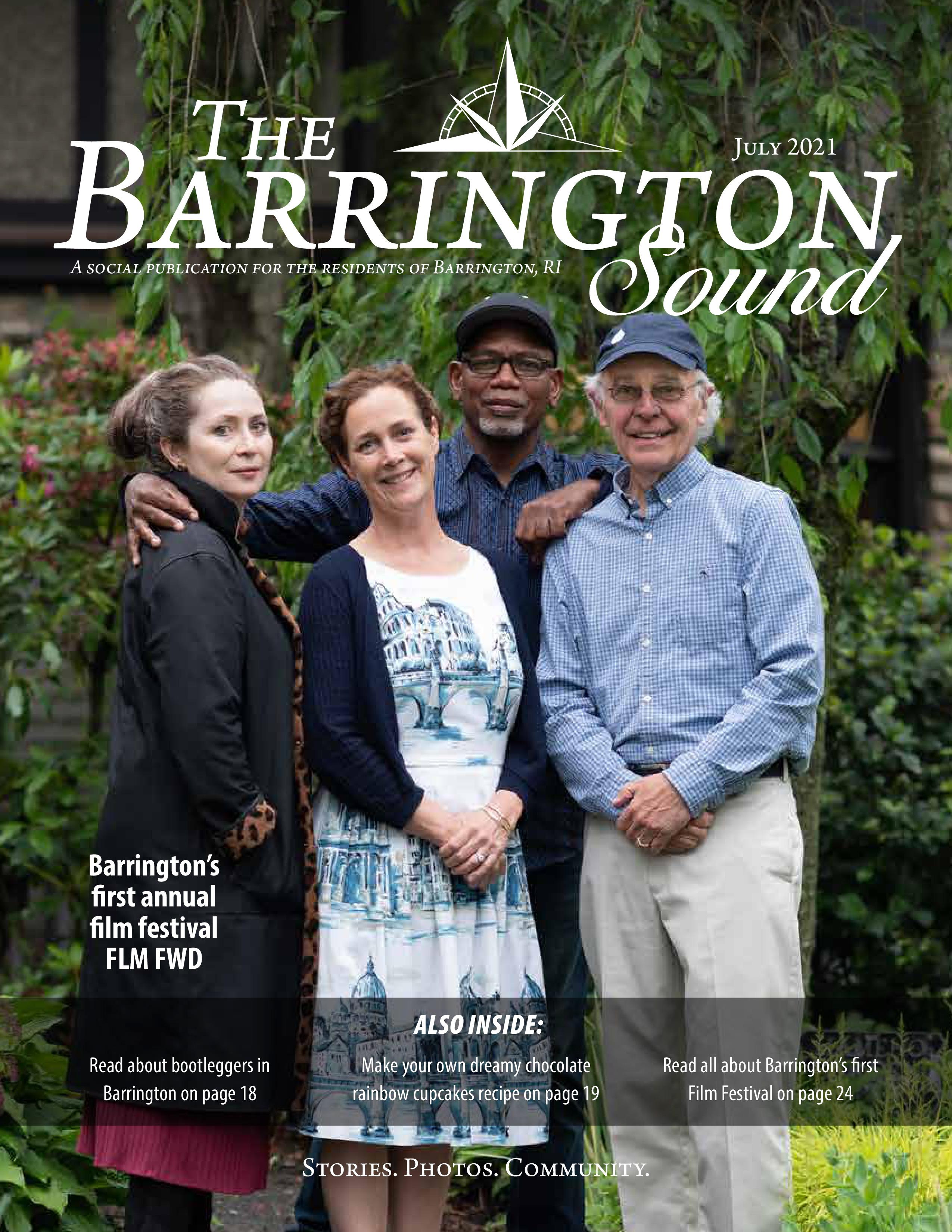 The Barrington Sound 2021-07-01