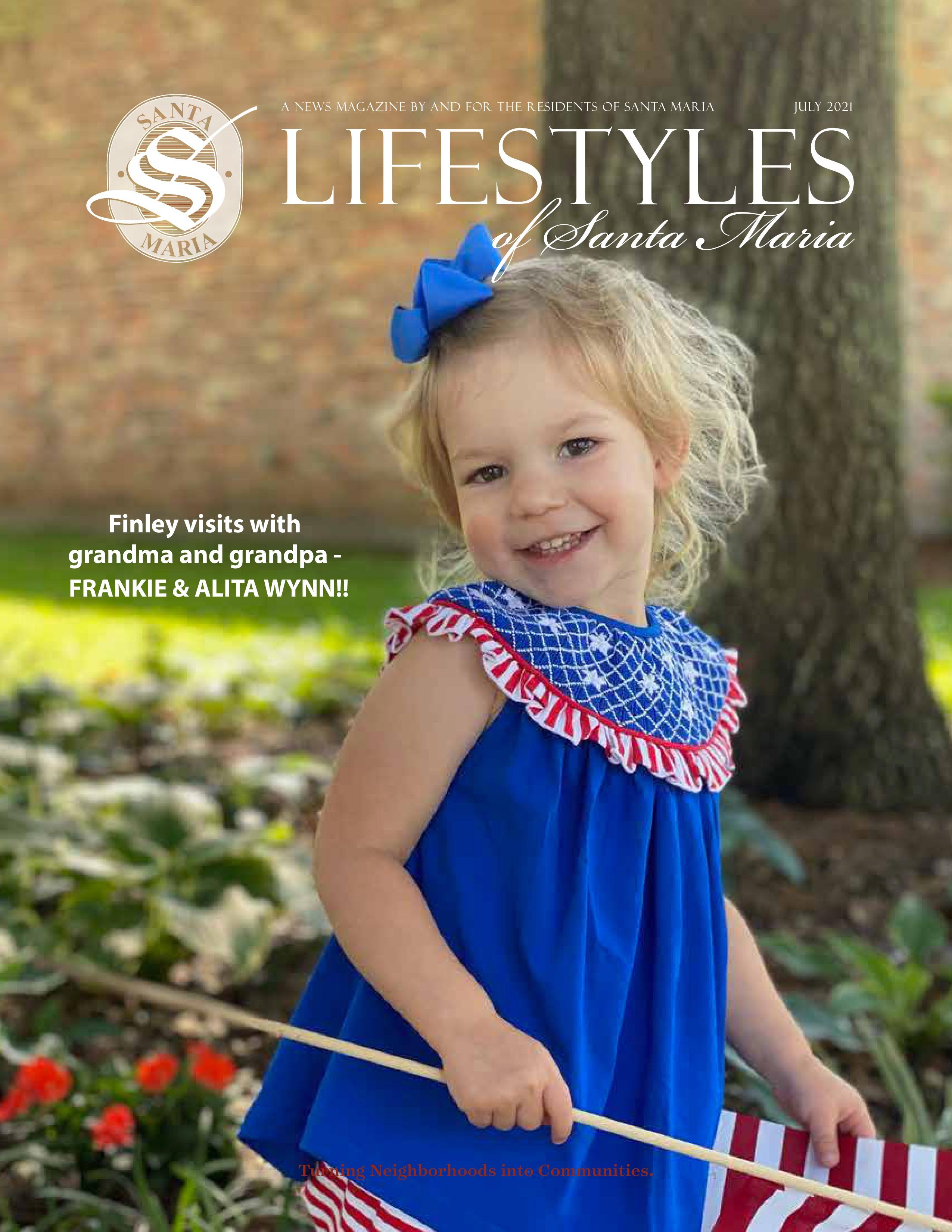 Lifestyles of Santa Maria 2021-07-01