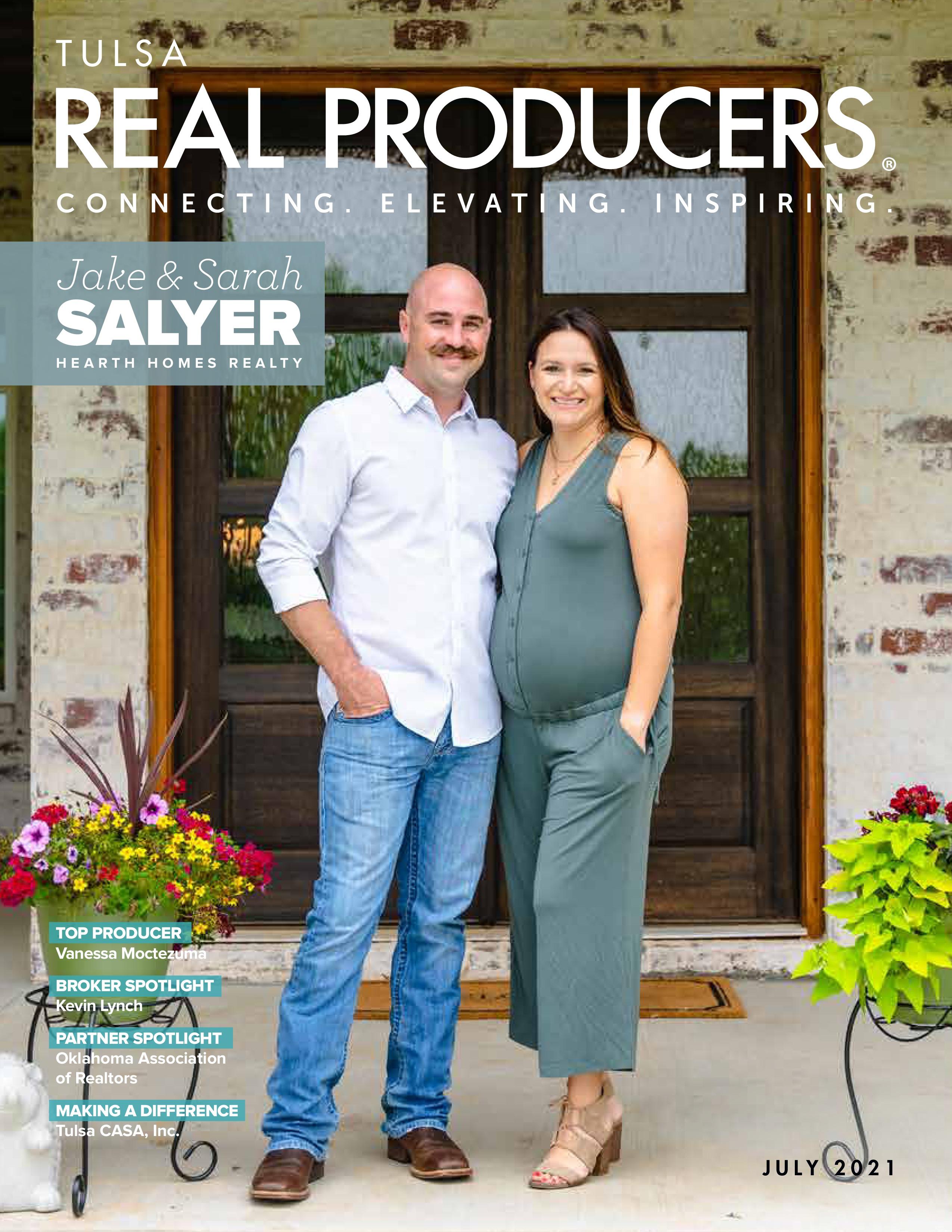 Tulsa Real Producers 2021-07-01
