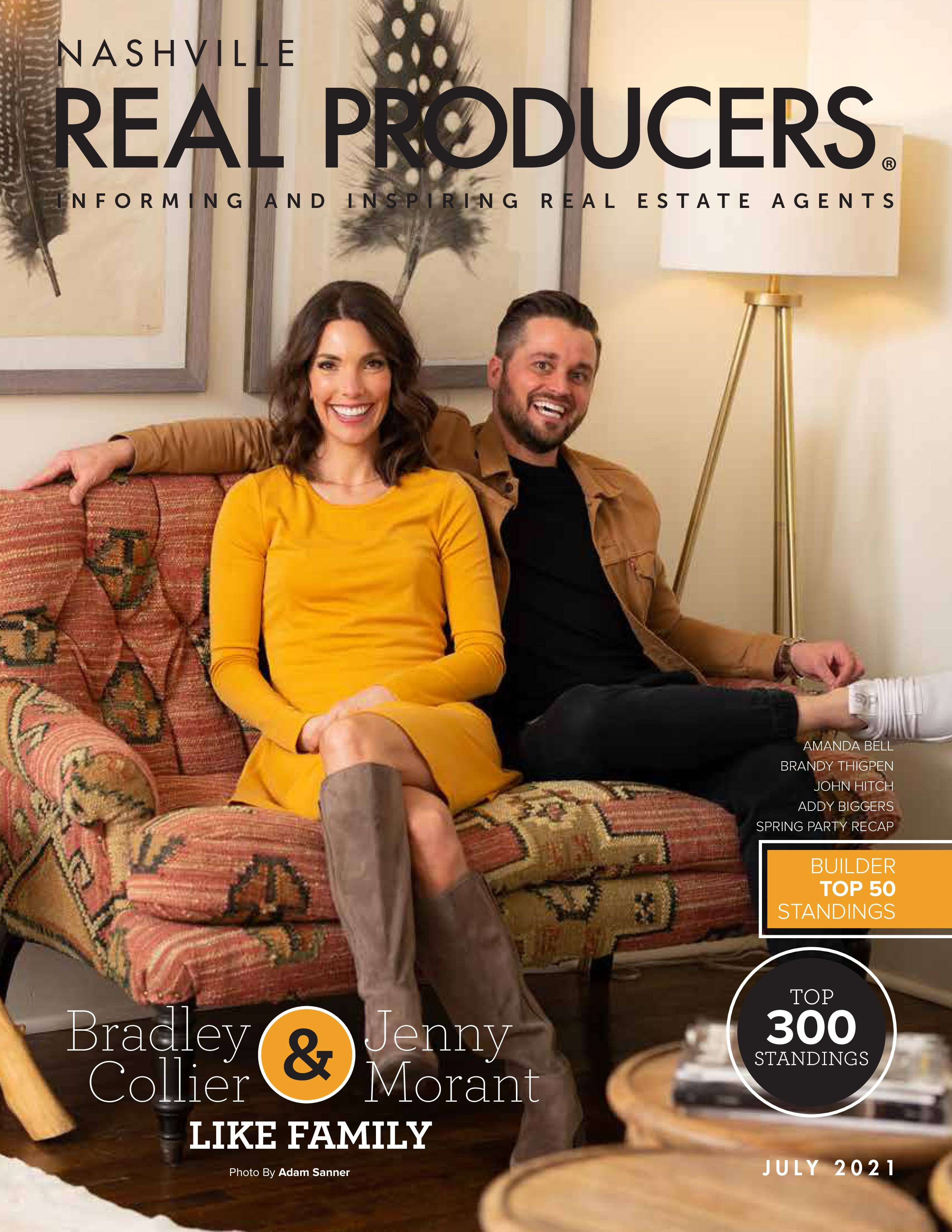 Nashville Real Producers 2021-07-01