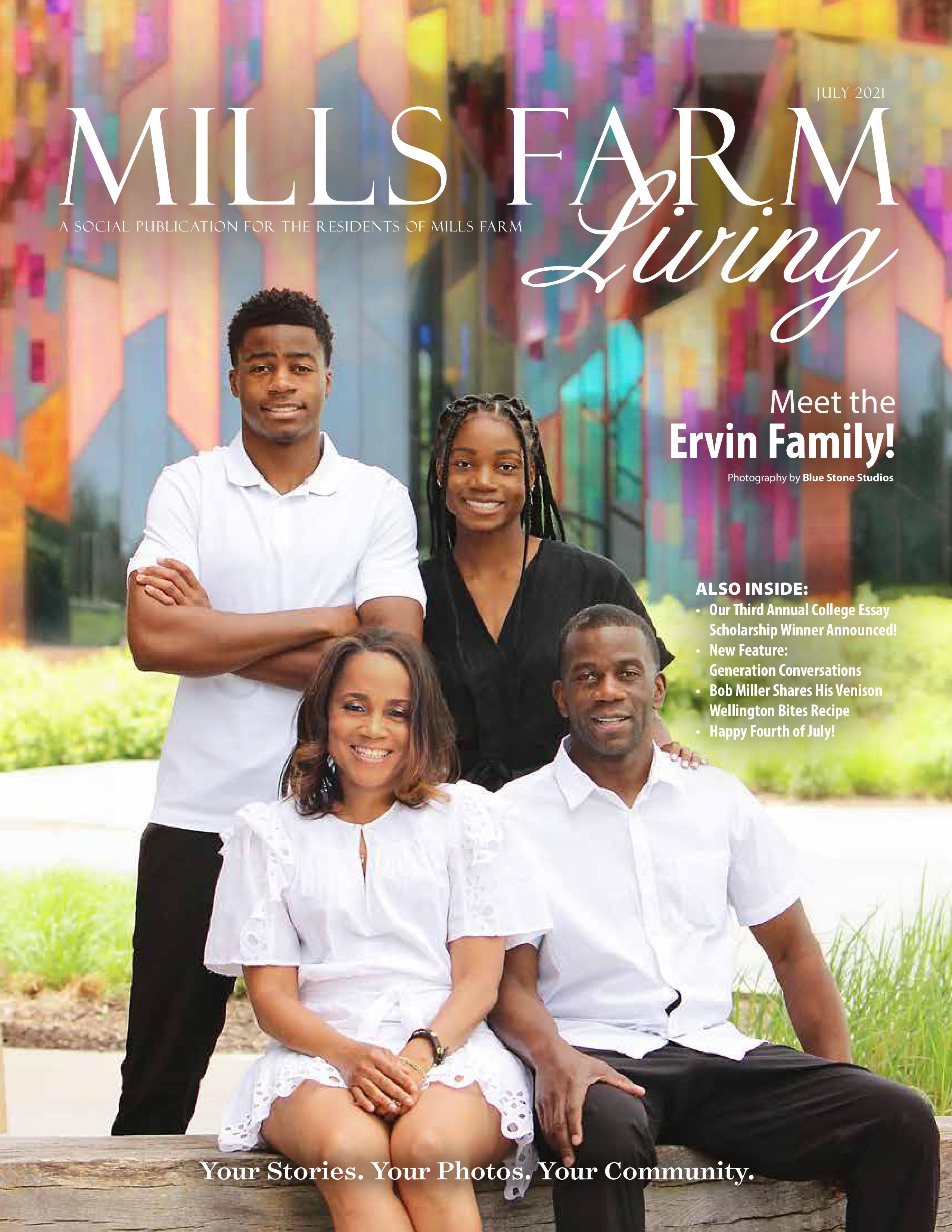 Mills Farm Living 2021-07-01