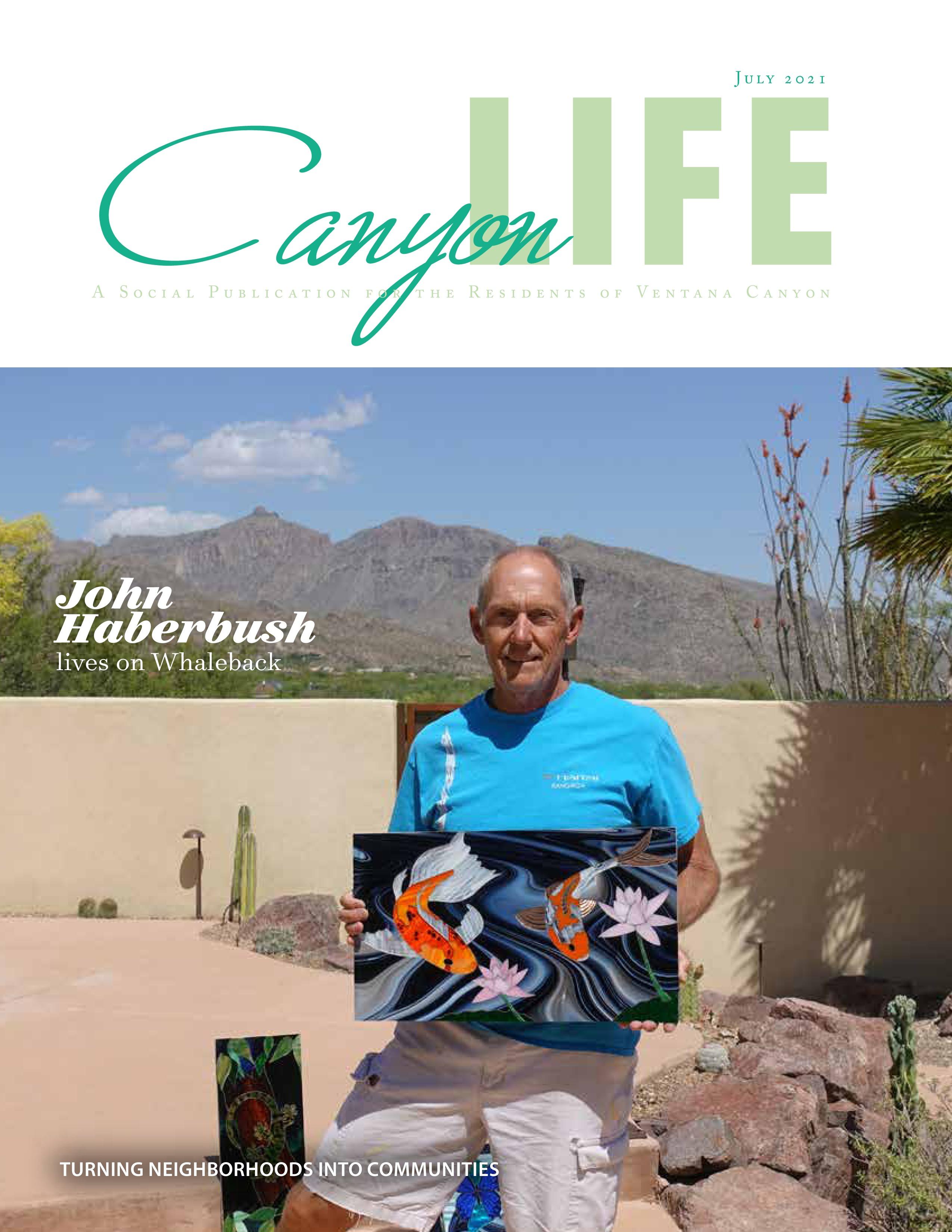 Canyon Life 2021-07-01