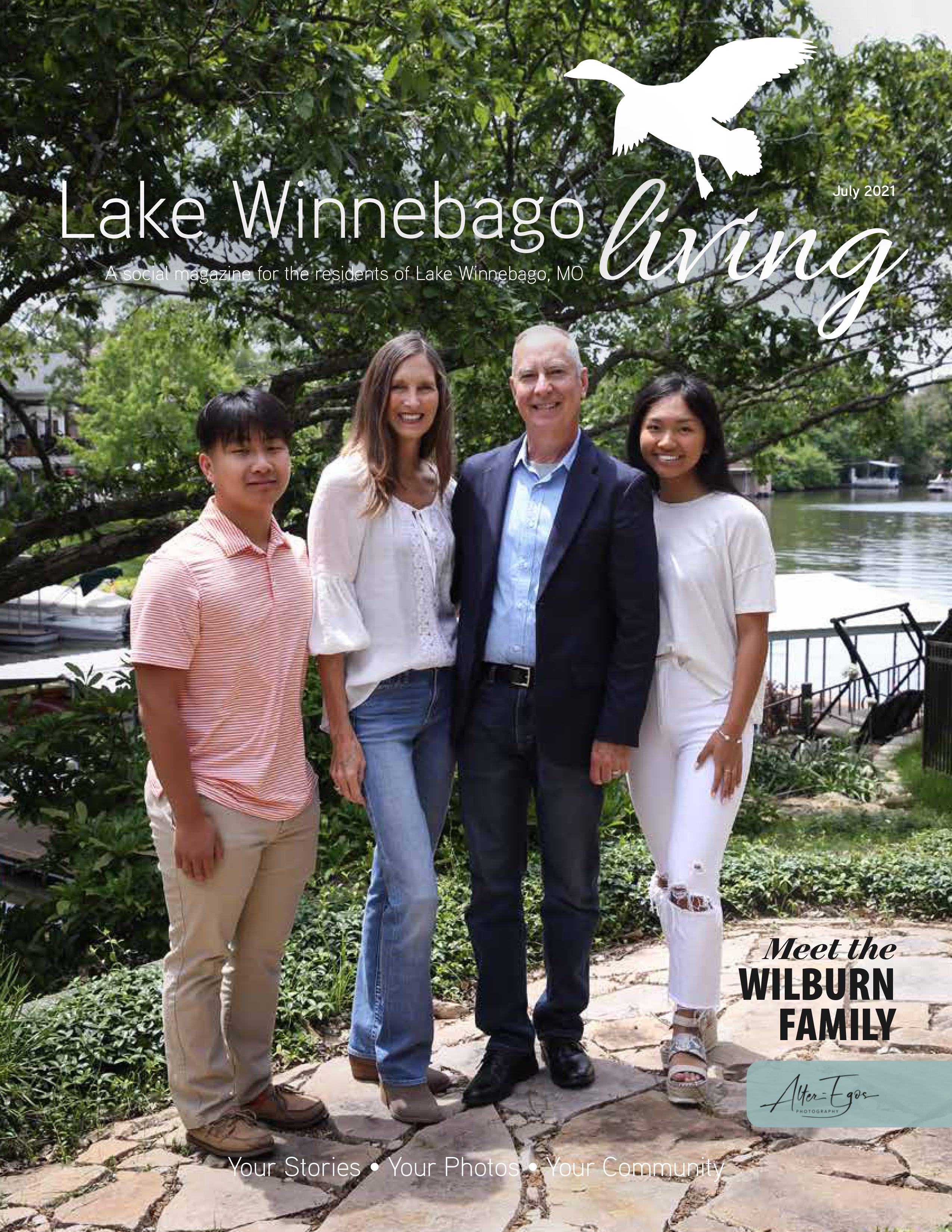 Lake Winnebago 2021-07-01
