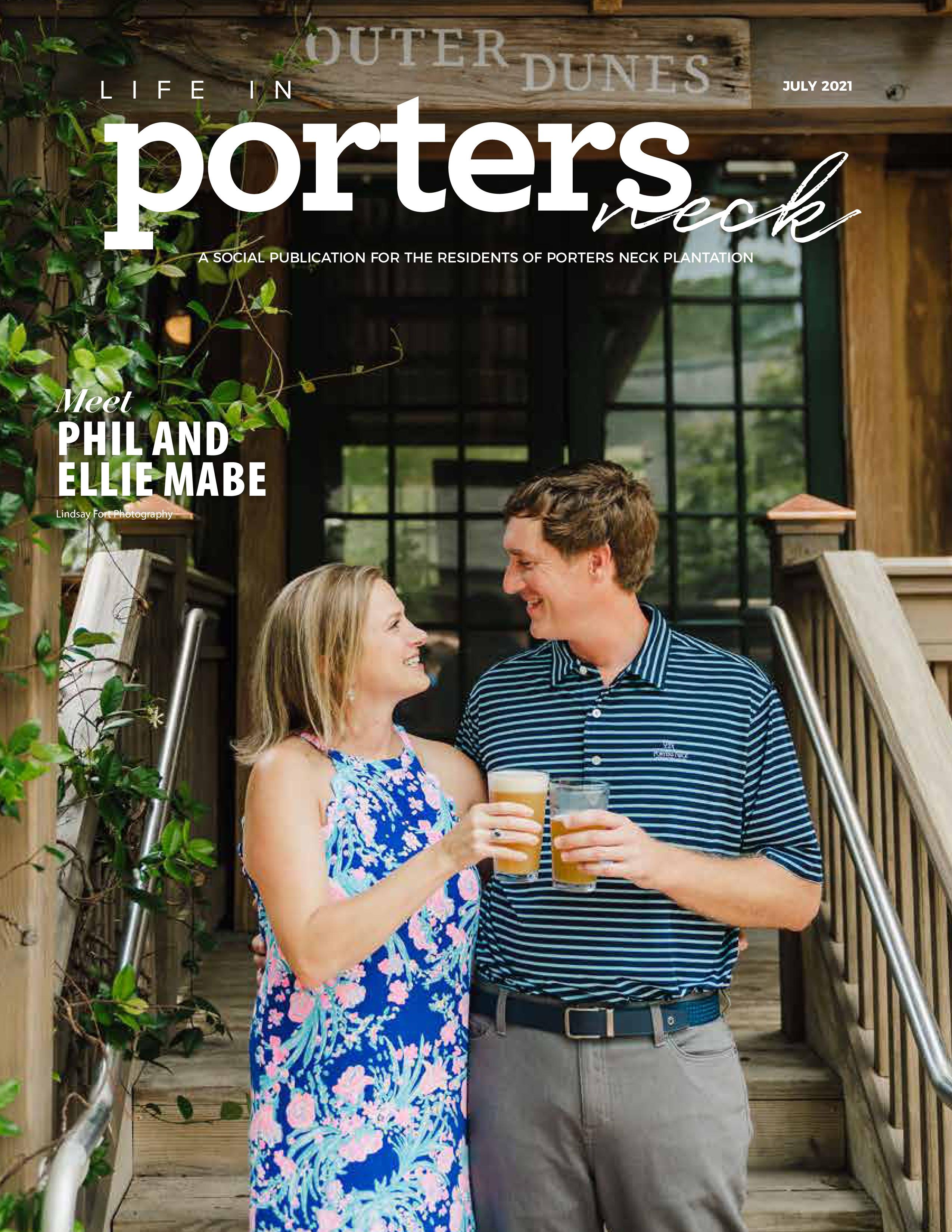 Life in Porters Neck 2021-07-01
