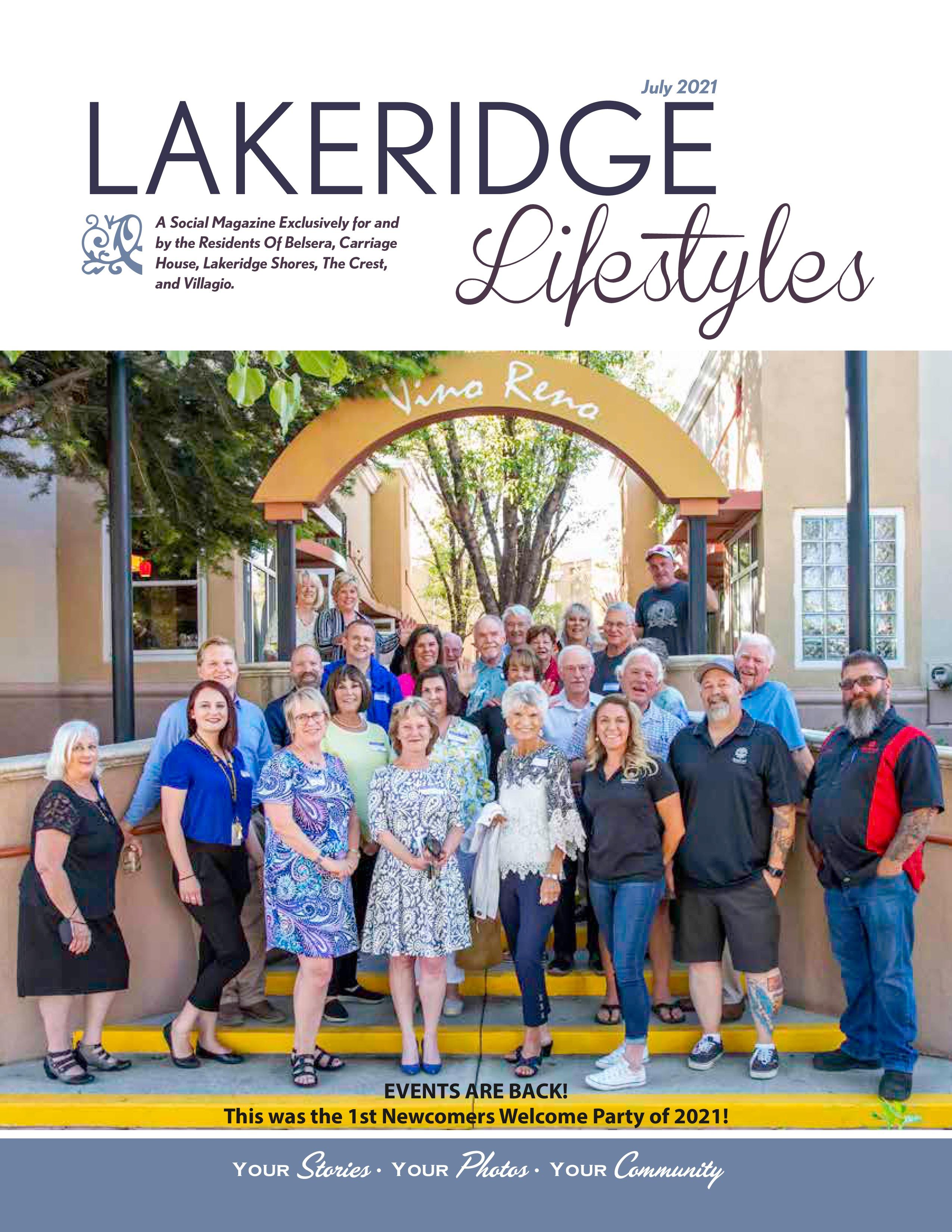 Lakeridge Lifestyles 2021-07-01