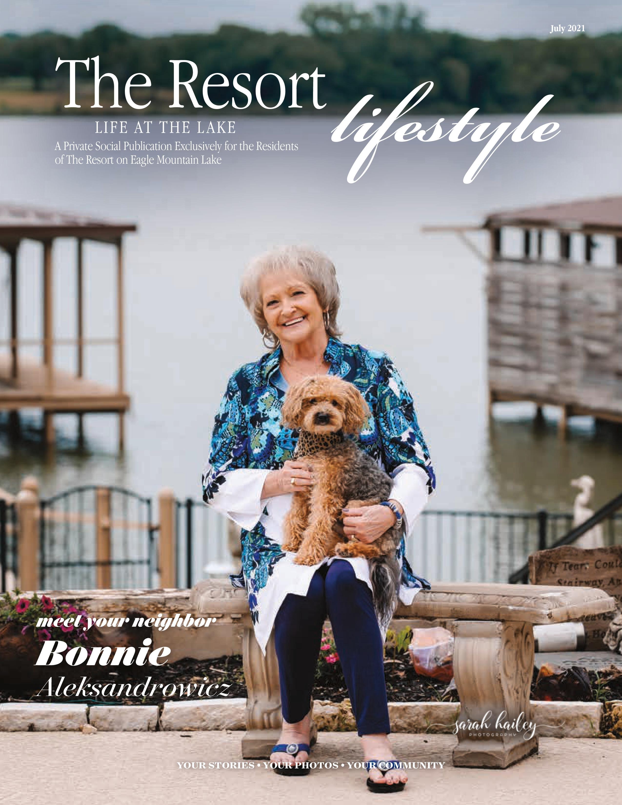 The Resort Lifestyle 2021-07-01