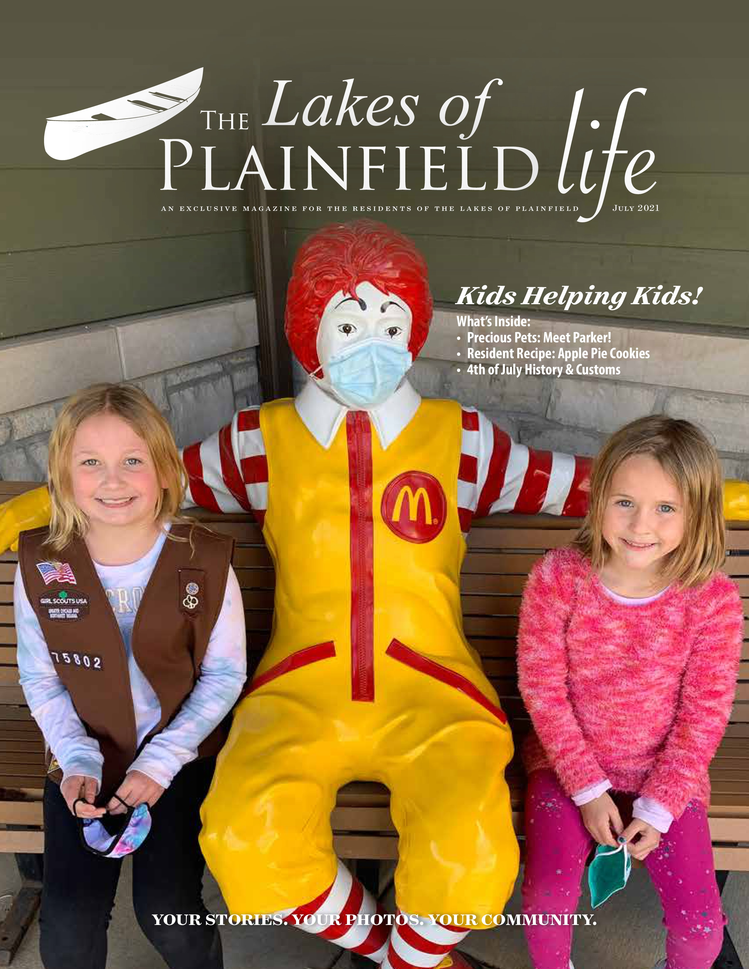The Lakes of Plainfield Life 2021-07-01