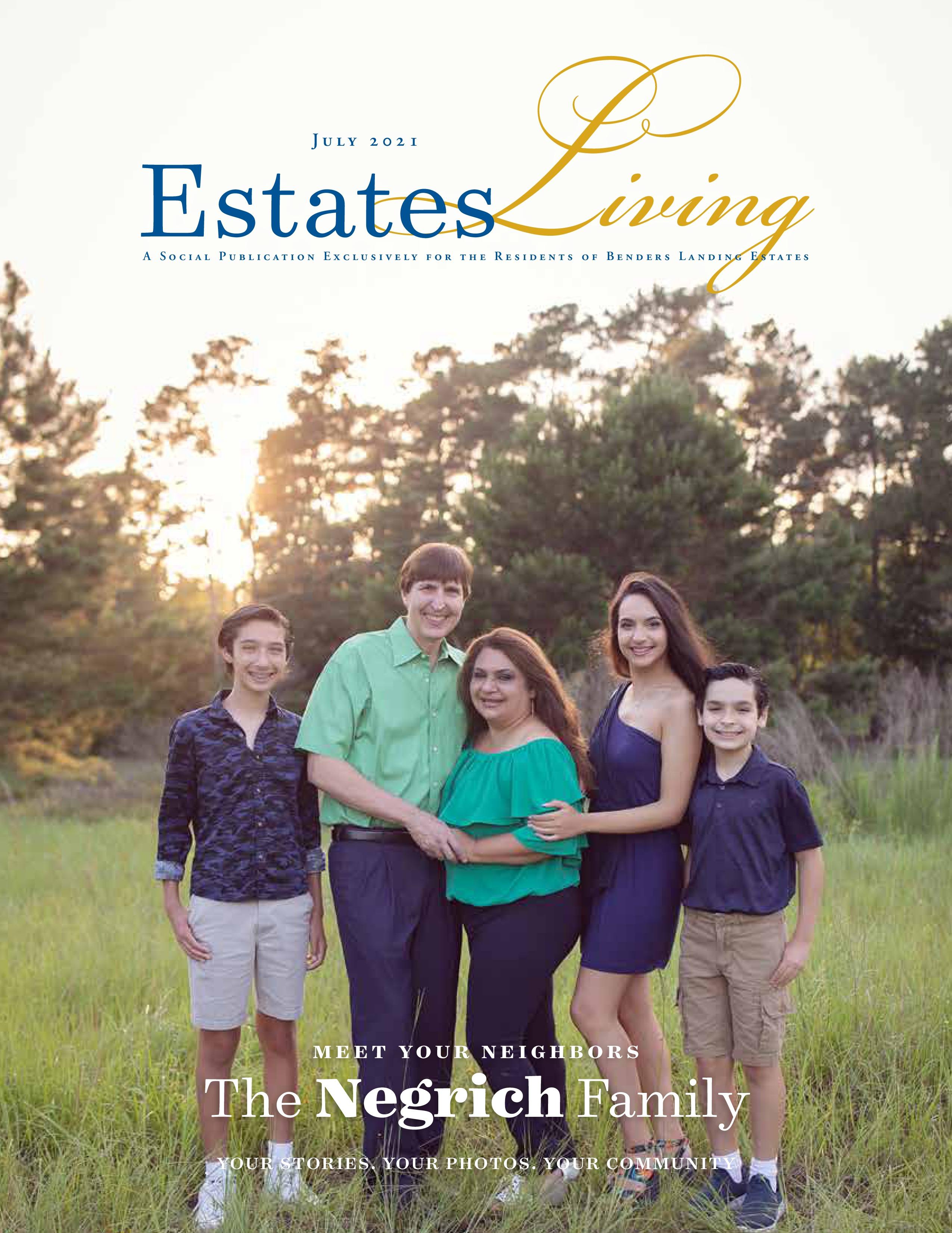 Estate Living 2021-07-01
