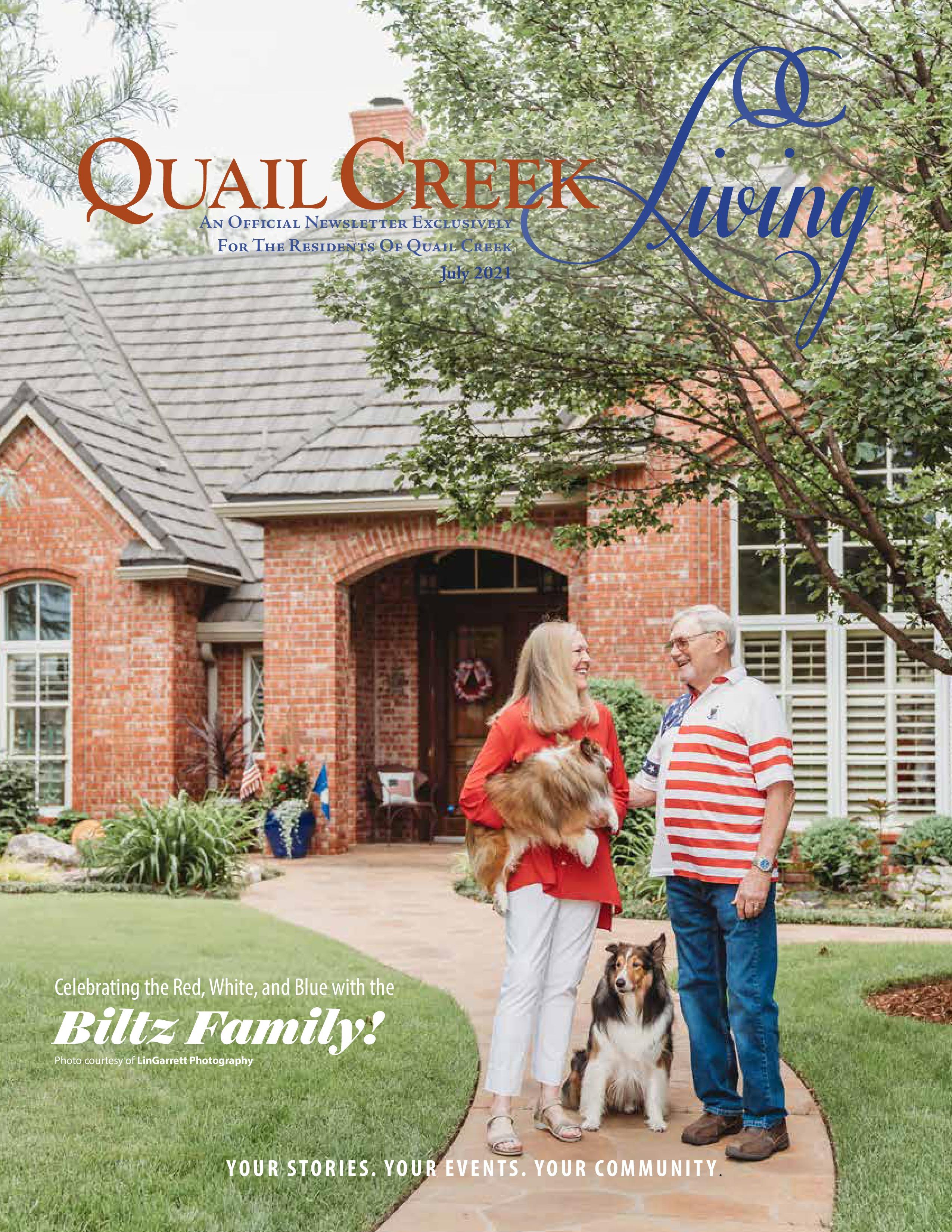 Quail Creek Living 2021-07-01