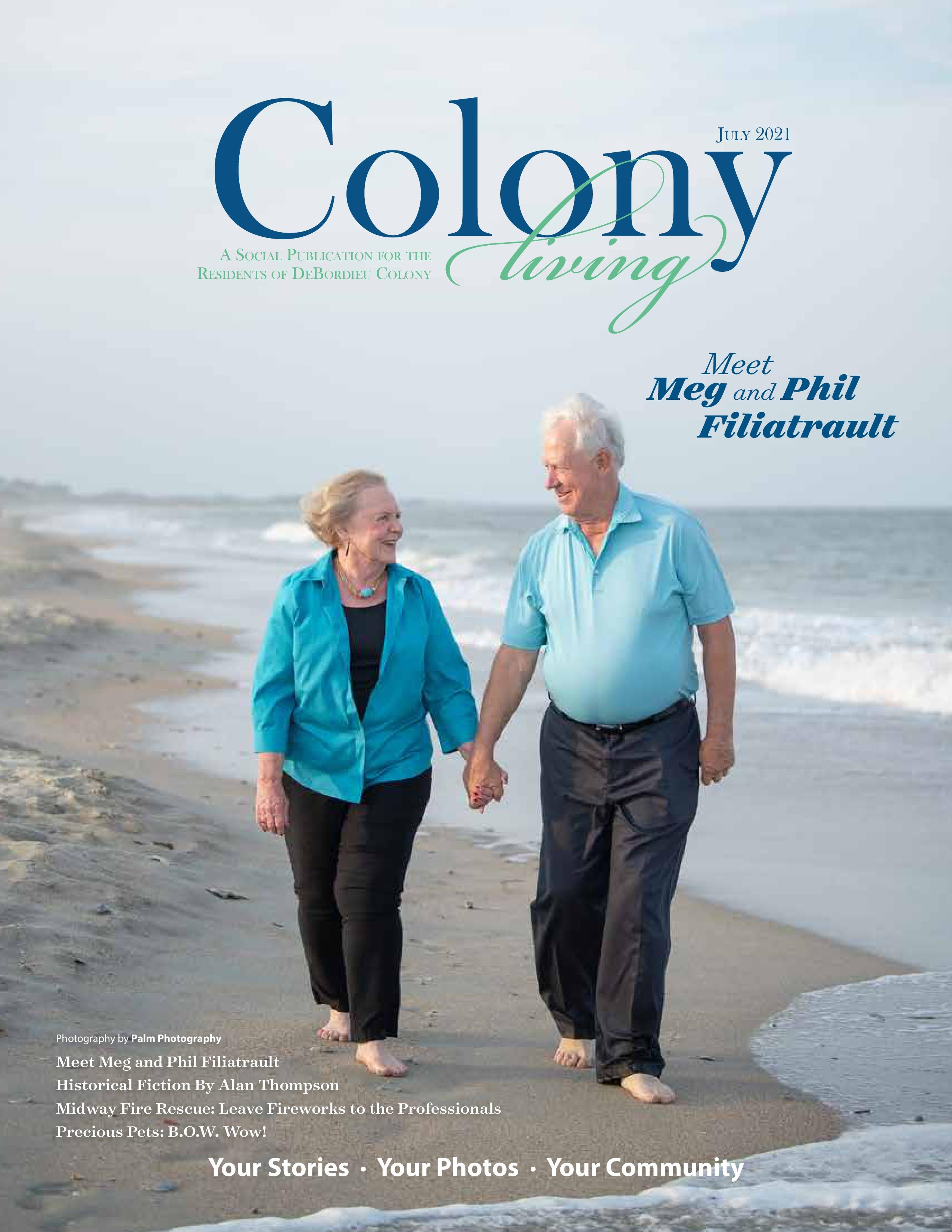 Colony Living 2021-07-01