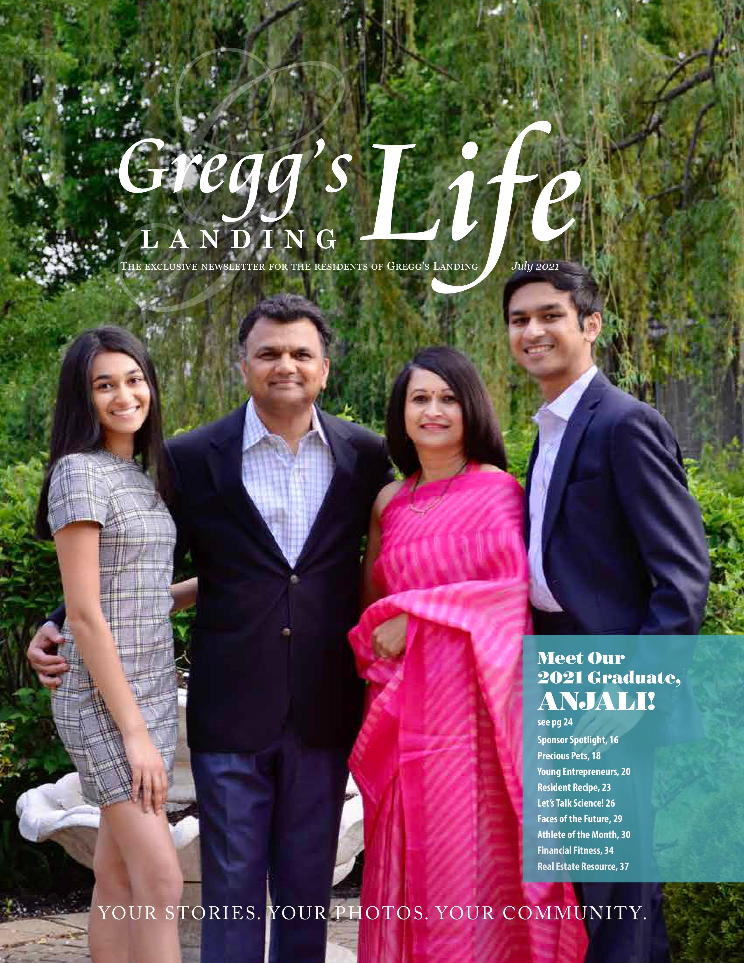 Gregg's Landing Life 2021-07-01