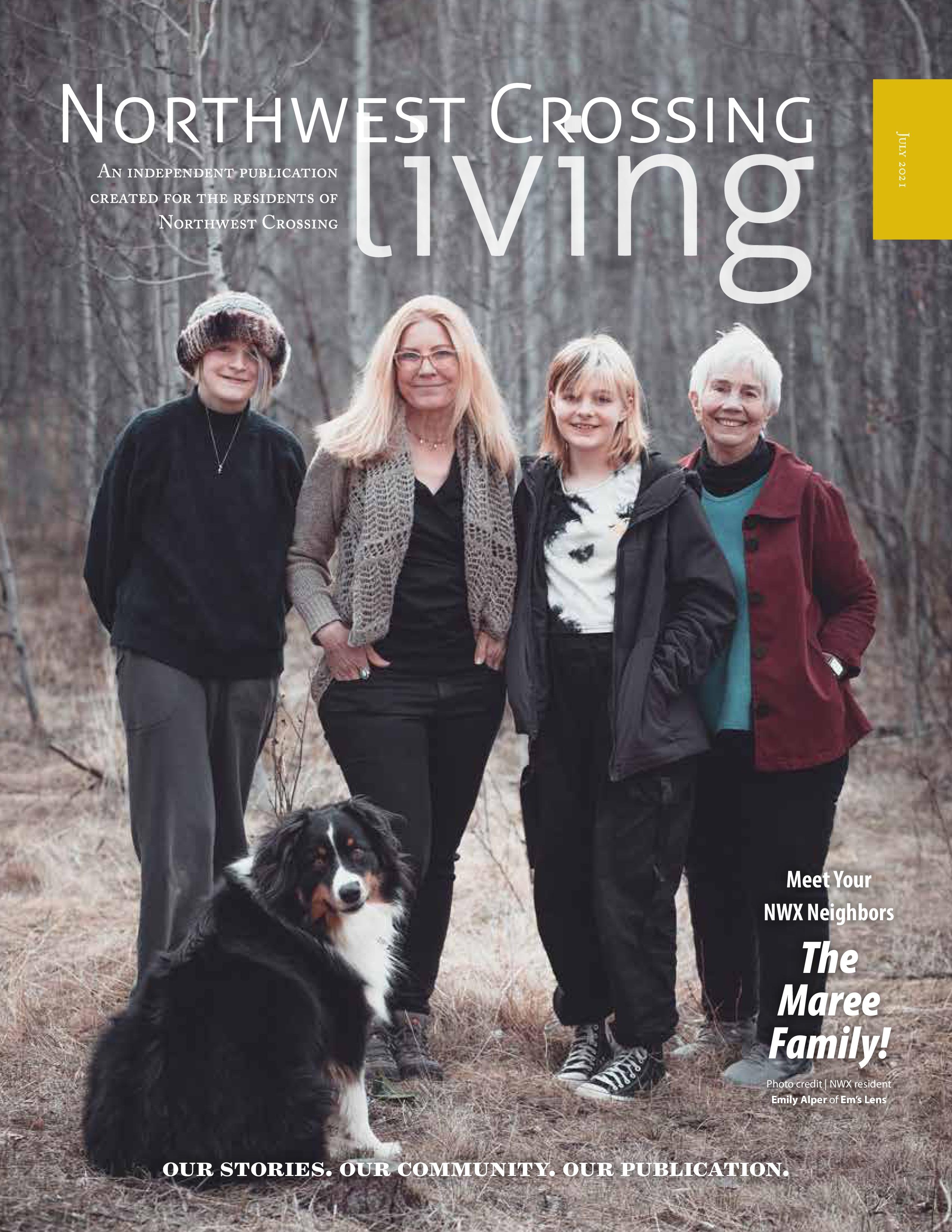 Northwest Crossing Living 2021-07-01
