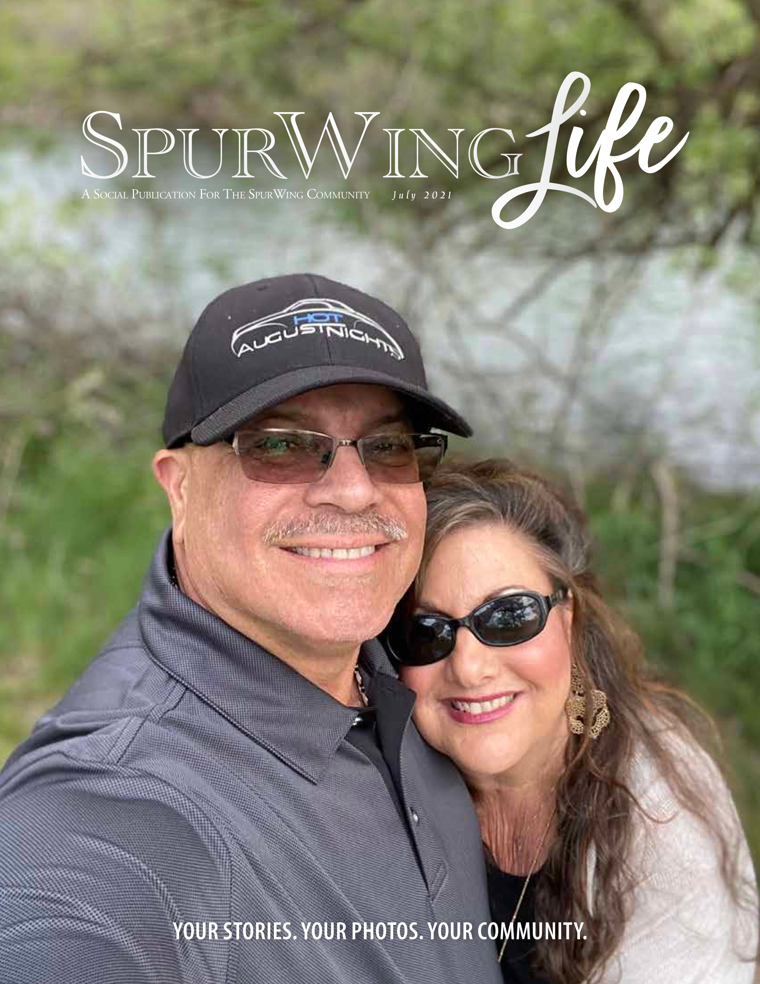 SpurWing Life 2021-07-01