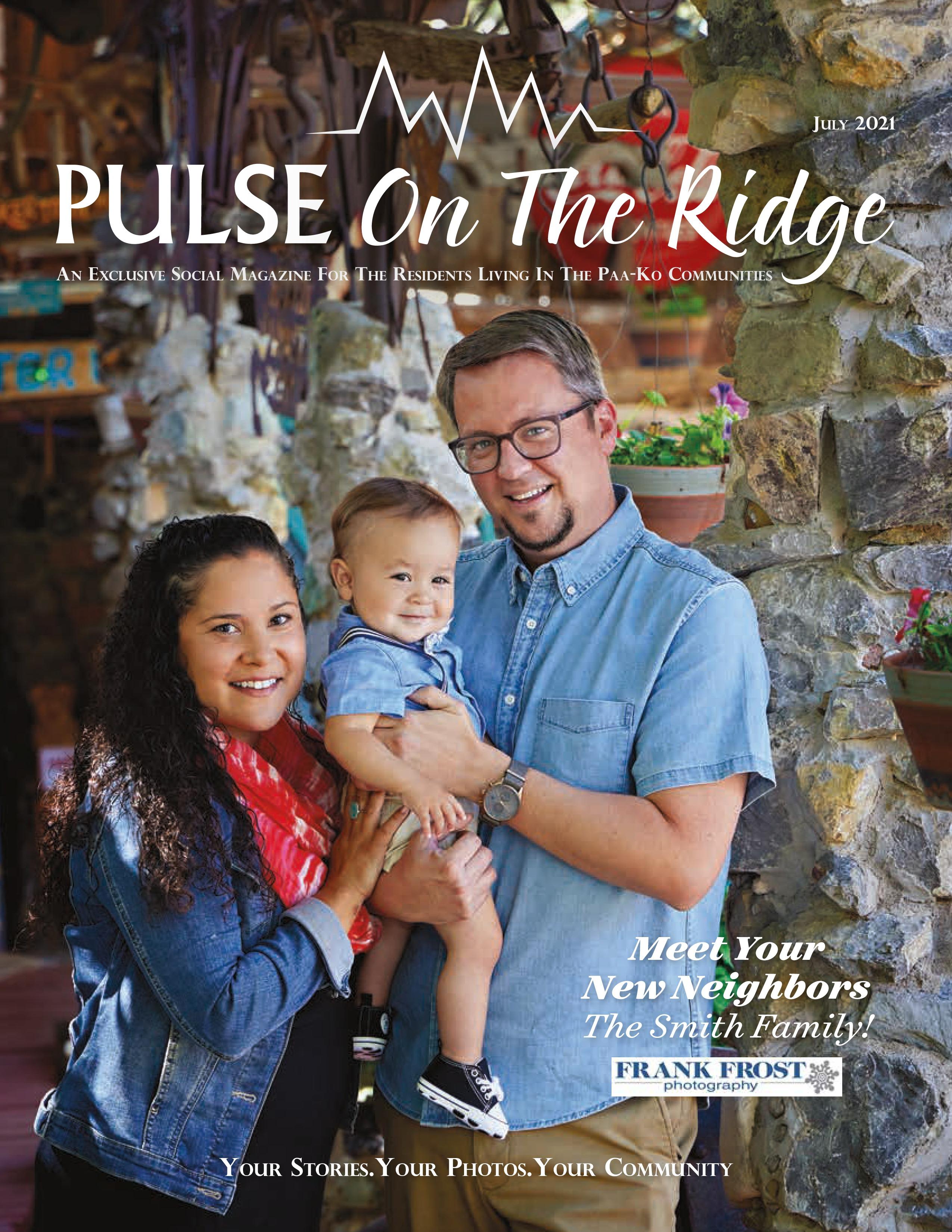 Pulse on the Ridge 2021-07-01